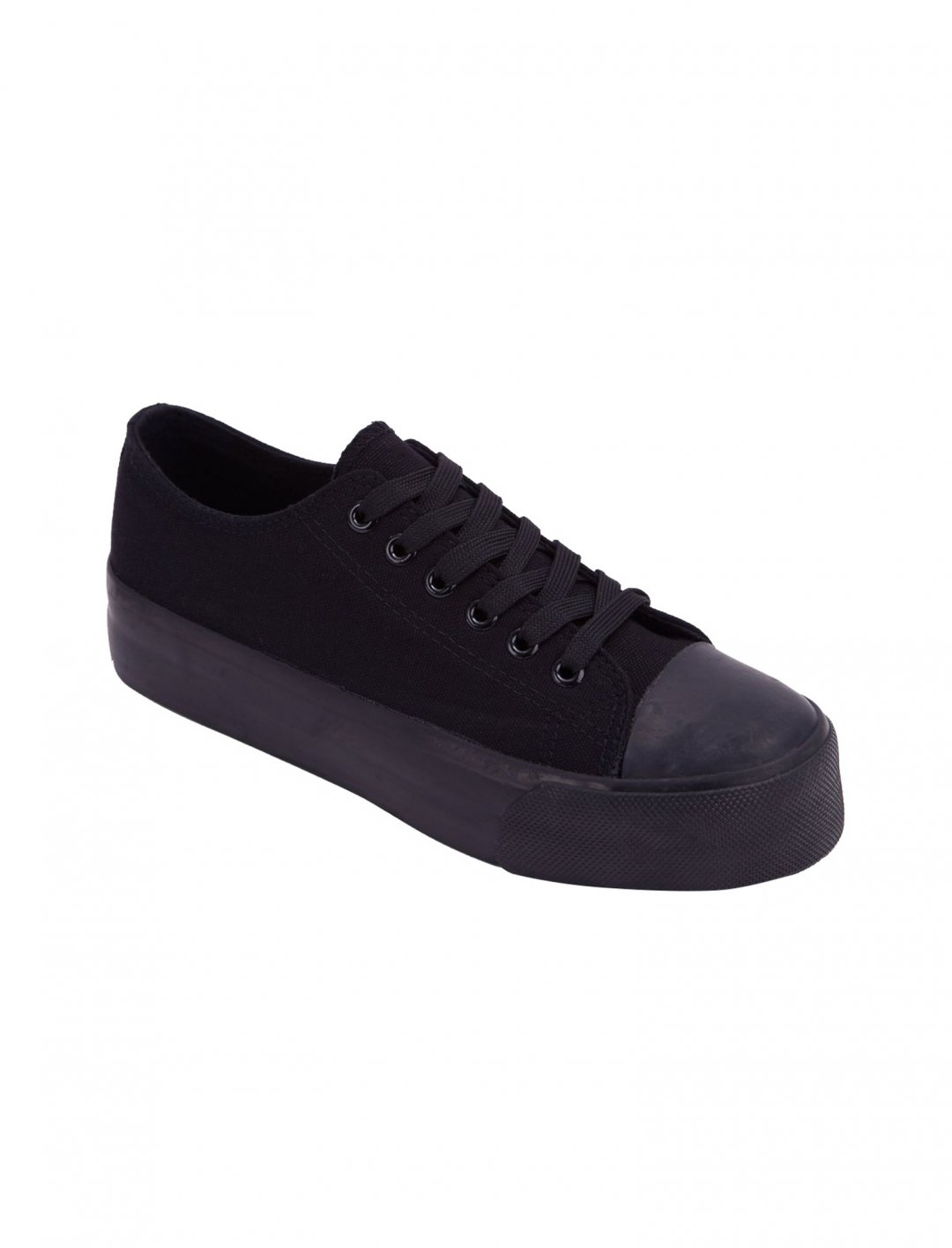 Chunky Sole Lace Up Trainers Shoes New Look