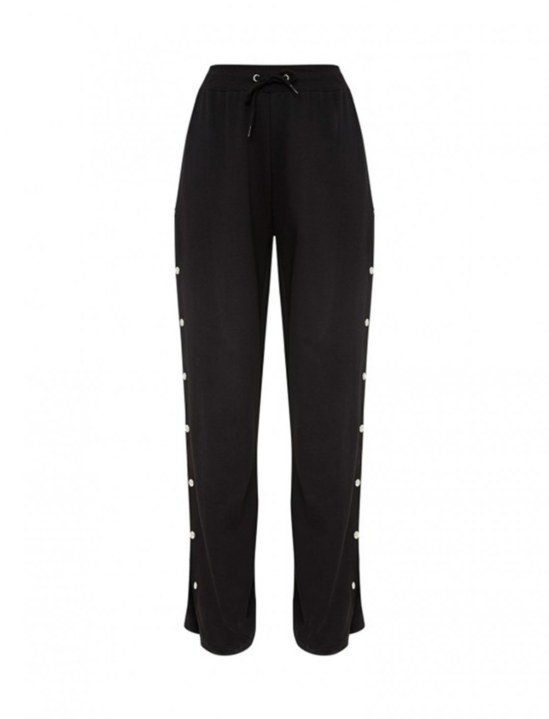 """Black Popper Joggers {""""id"""":5,""""product_section_id"""":1,""""name"""":""""Clothing"""",""""order"""":5} PLT"""