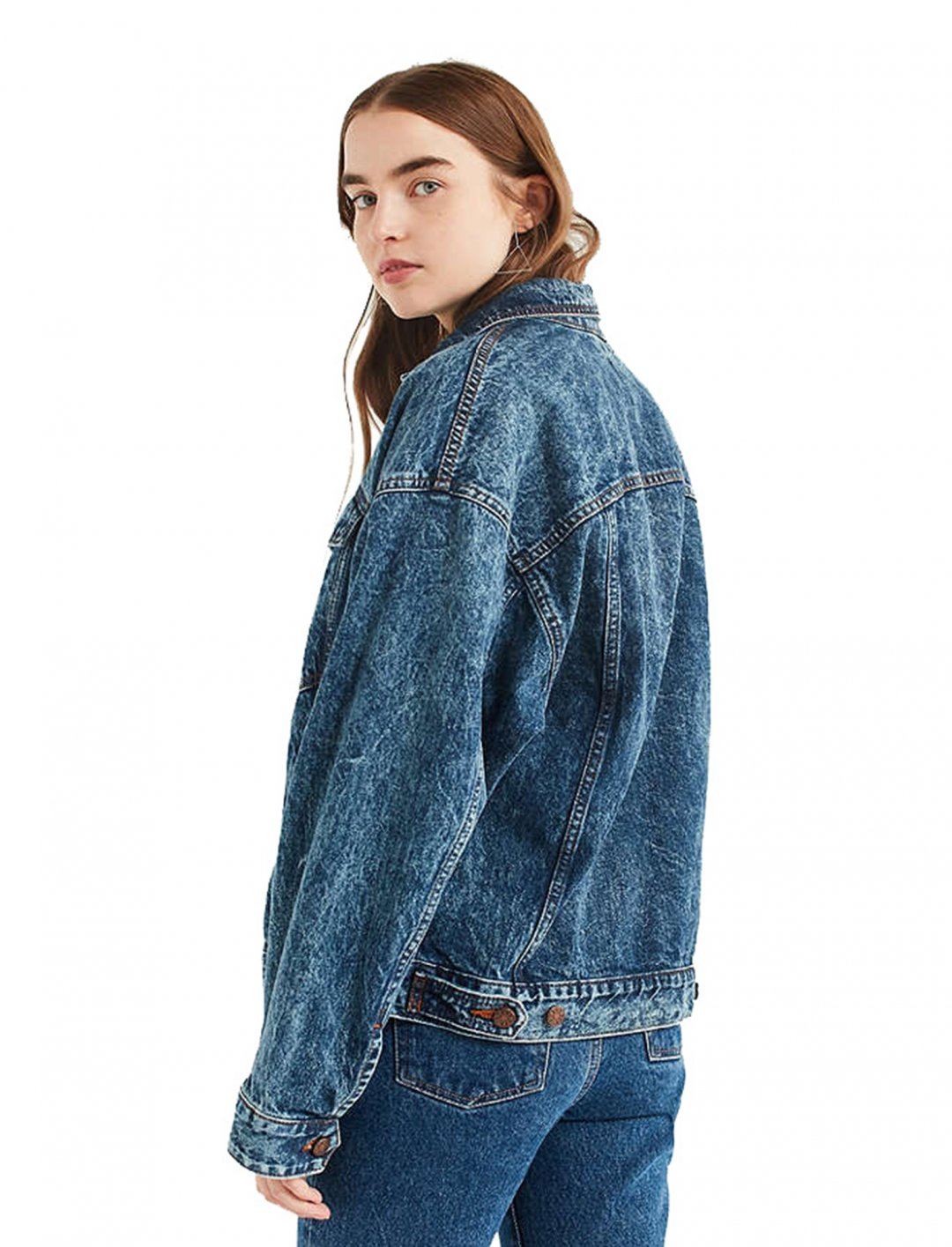 """Olivia's Denim Jacket {""""id"""":5,""""product_section_id"""":1,""""name"""":""""Clothing"""",""""order"""":5} Urban Oufitter"""