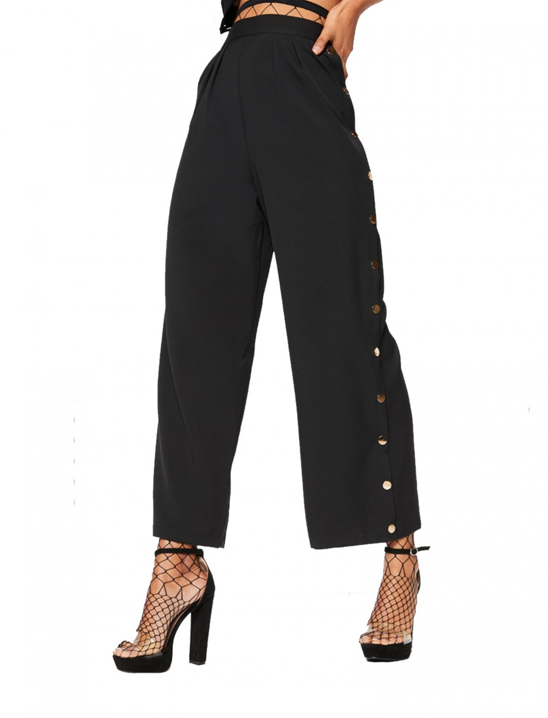 """Chantelle Popper Trousers {""""id"""":5,""""product_section_id"""":1,""""name"""":""""Clothing"""",""""order"""":5} Misspap"""