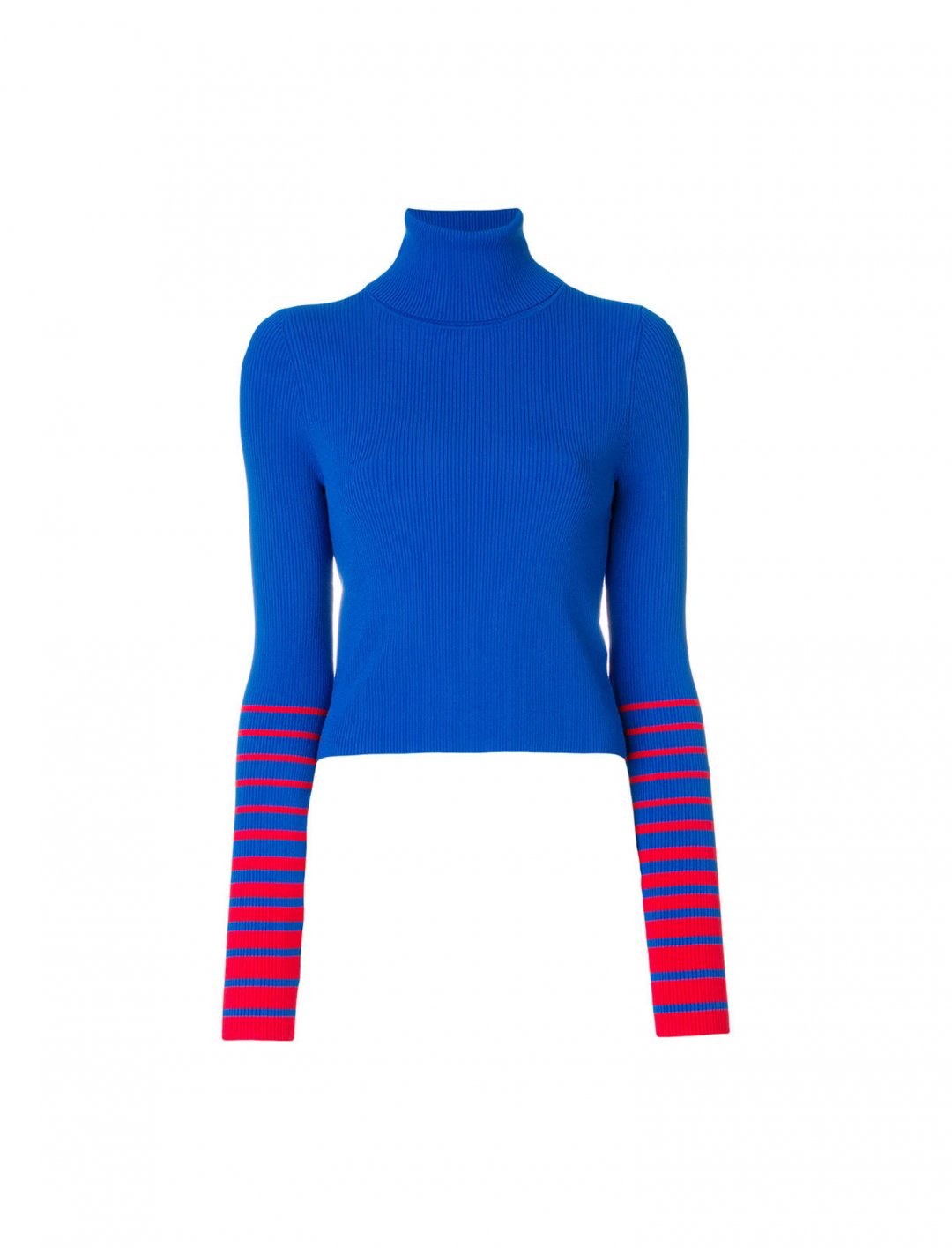 """Crop High Neck Sweater {""""id"""":5,""""product_section_id"""":1,""""name"""":""""Clothing"""",""""order"""":5} Tommy Hilfinger x Gigi Hadid"""