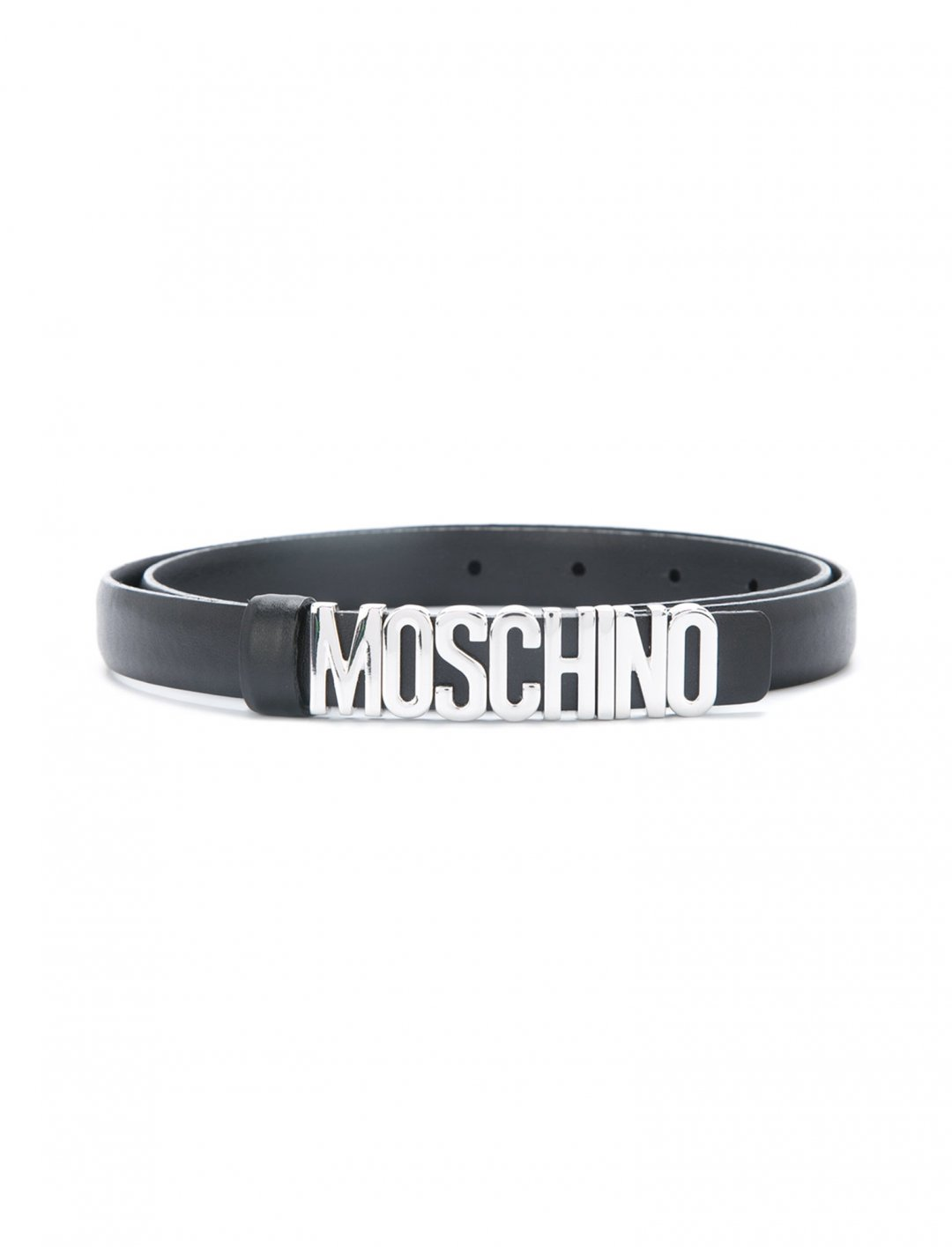 "Slim Logo Belt {""id"":16,""product_section_id"":1,""name"":""Accessories"",""order"":15} Moschino"
