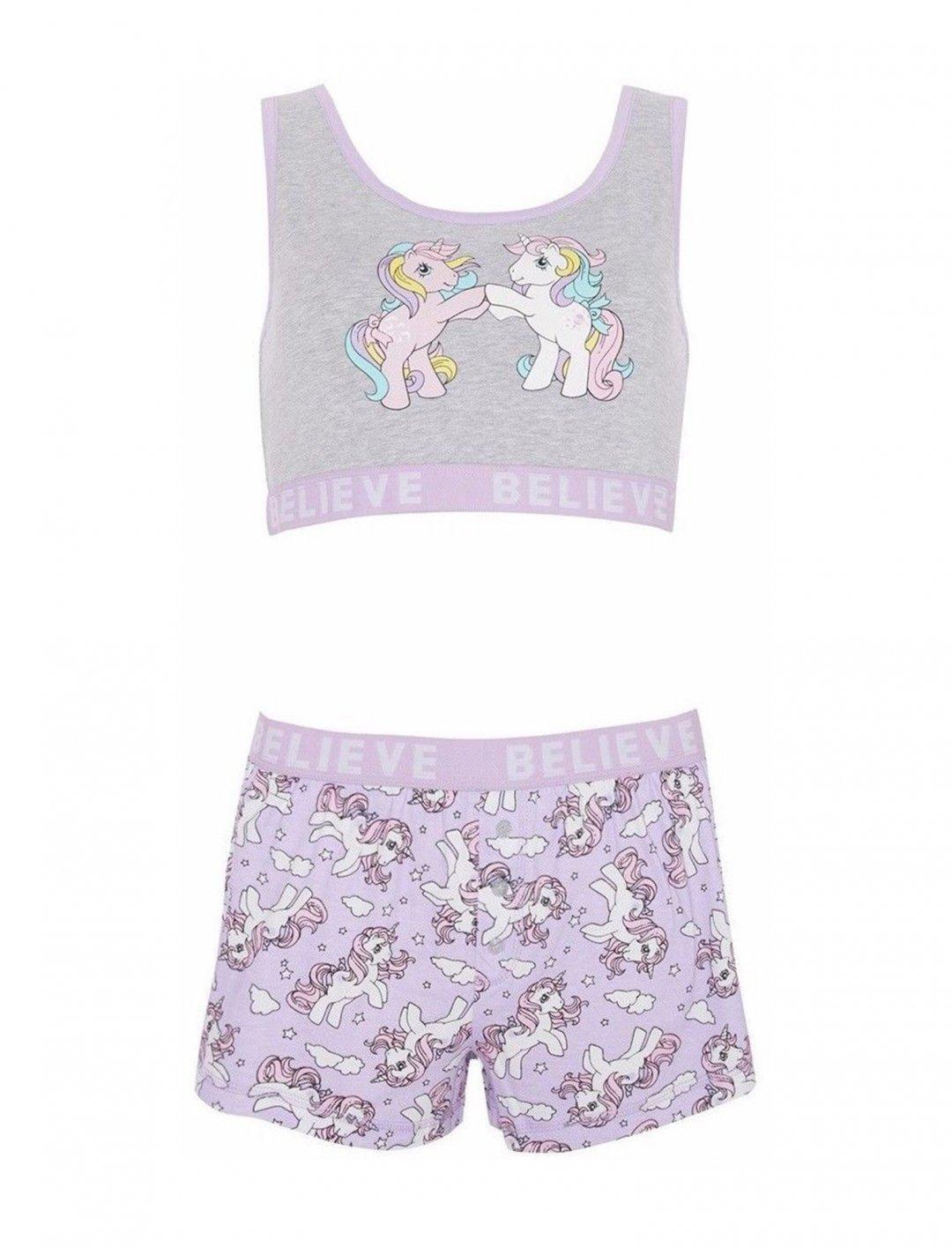 "Little Pony Pyjama Set {""id"":5,""product_section_id"":1,""name"":""Clothing"",""order"":5} Primark"