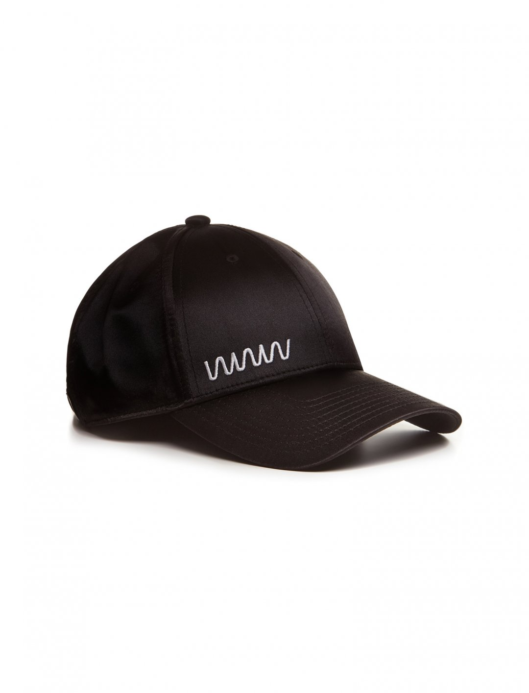 "Not3s' Satin Baseball Cap {""id"":16,""product_section_id"":1,""name"":""Accessories"",""order"":15} What We Wear"