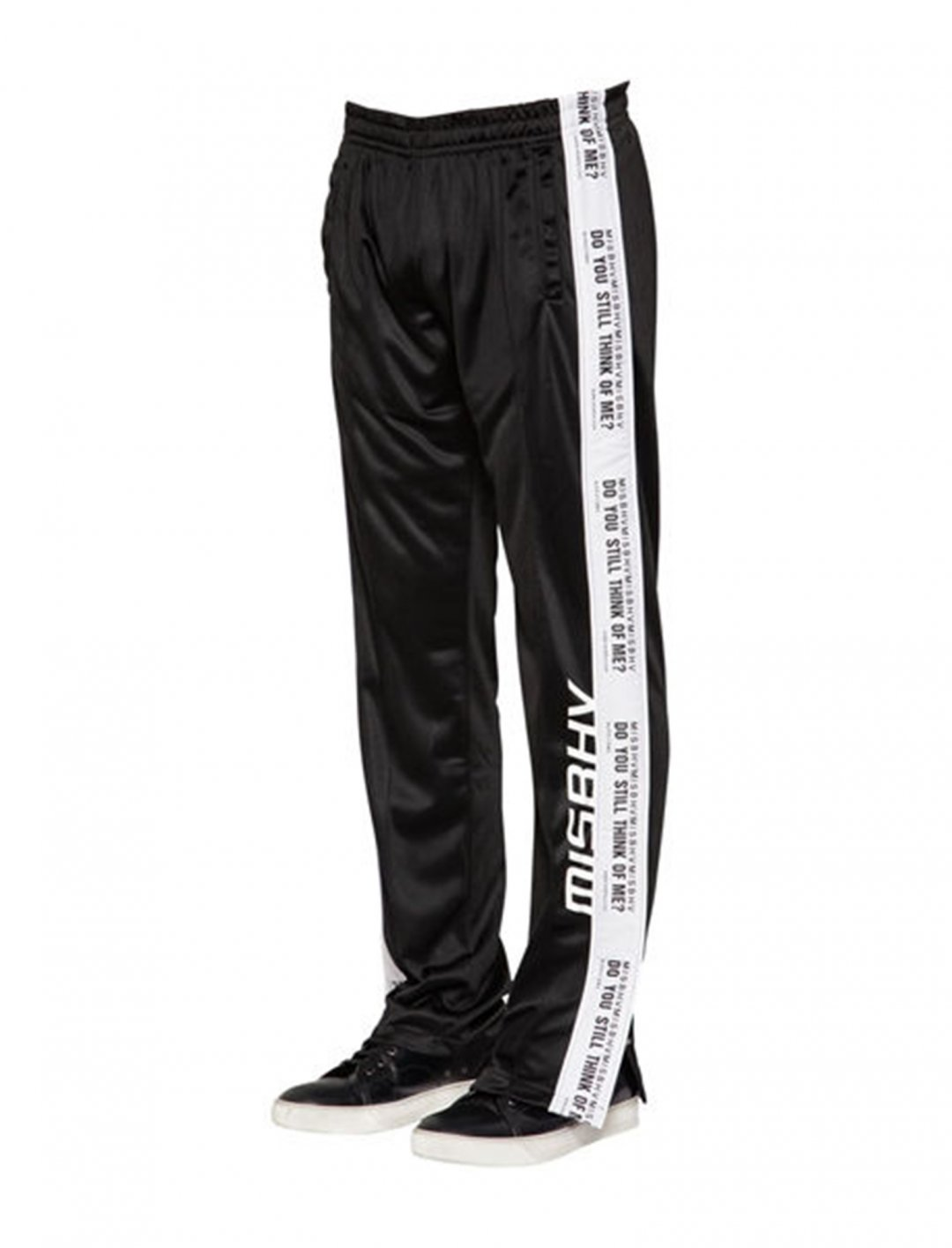 "Mabel's Nylon Track Pants {""id"":5,""product_section_id"":1,""name"":""Clothing"",""order"":5} MISBHV"