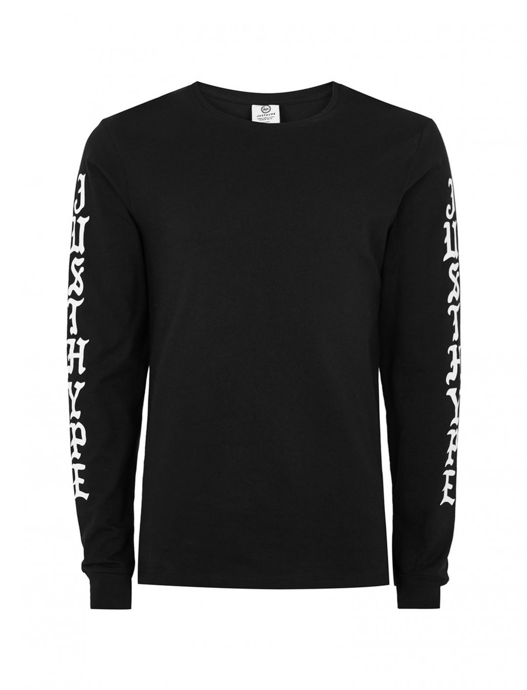 "'Old Text' T-Shirt {""id"":5,""product_section_id"":1,""name"":""Clothing"",""order"":5} Hype"