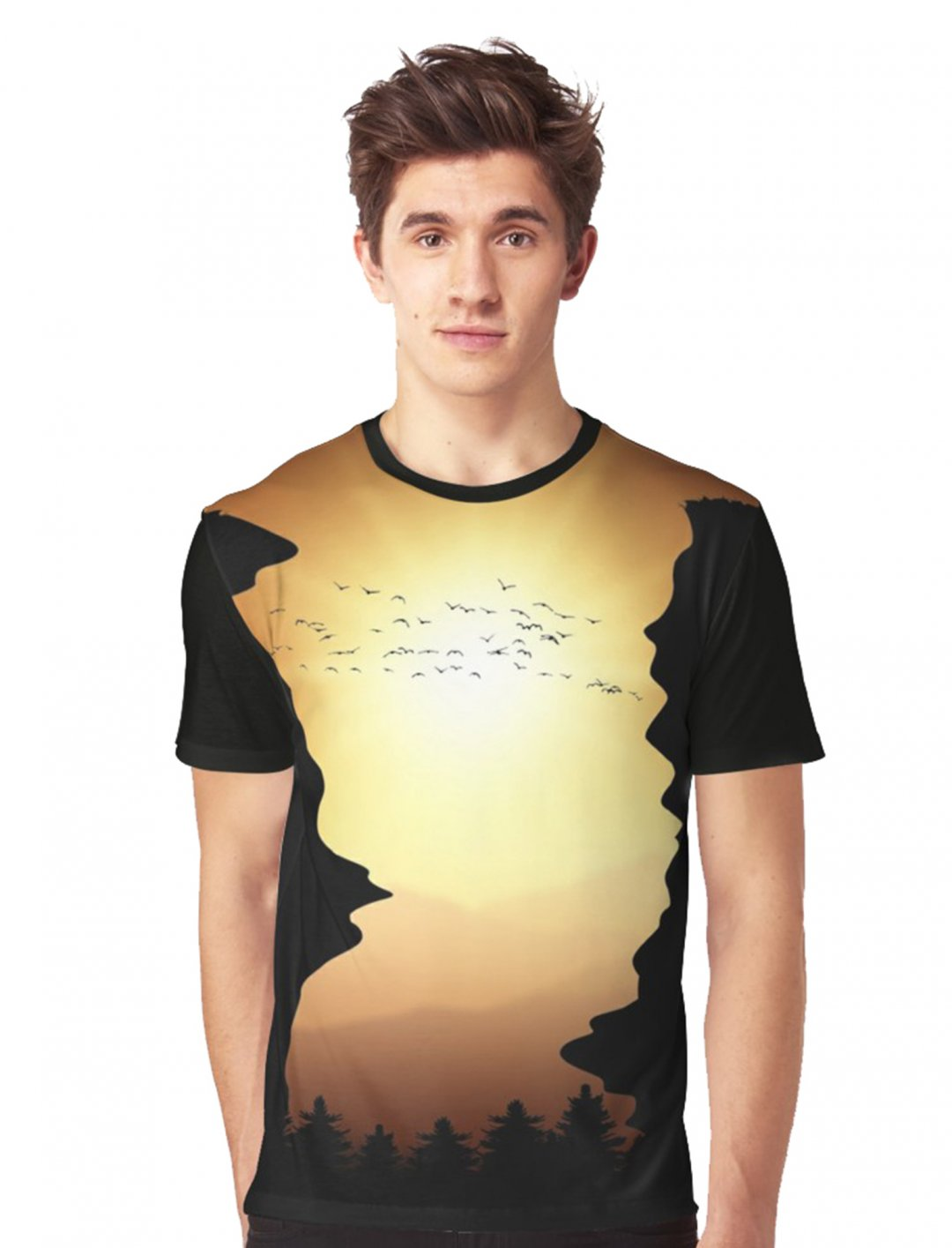 "Graphic T-Shirt {""id"":5,""product_section_id"":1,""name"":""Clothing"",""order"":5} Redbubble"