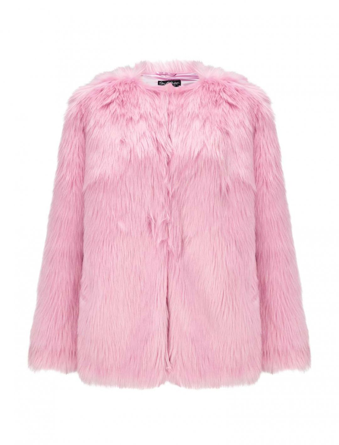 "Miss Selfridge Faux Fur Coat {""id"":5,""product_section_id"":1,""name"":""Clothing"",""order"":5} Miss Selfridge"