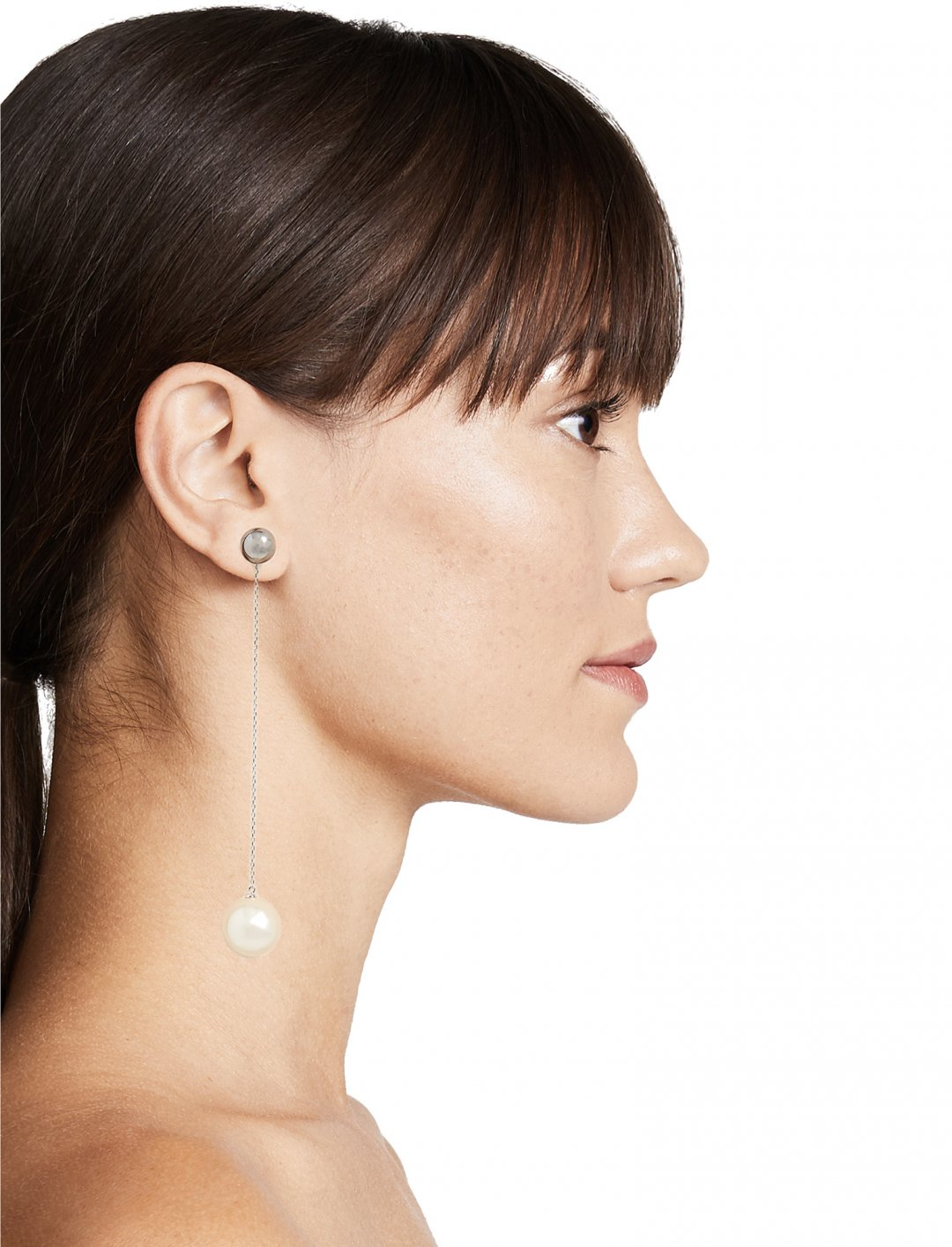 "Pearl Drop Earring {""id"":10,""product_section_id"":1,""name"":""Jewellery"",""order"":10} Marc Jacobs"