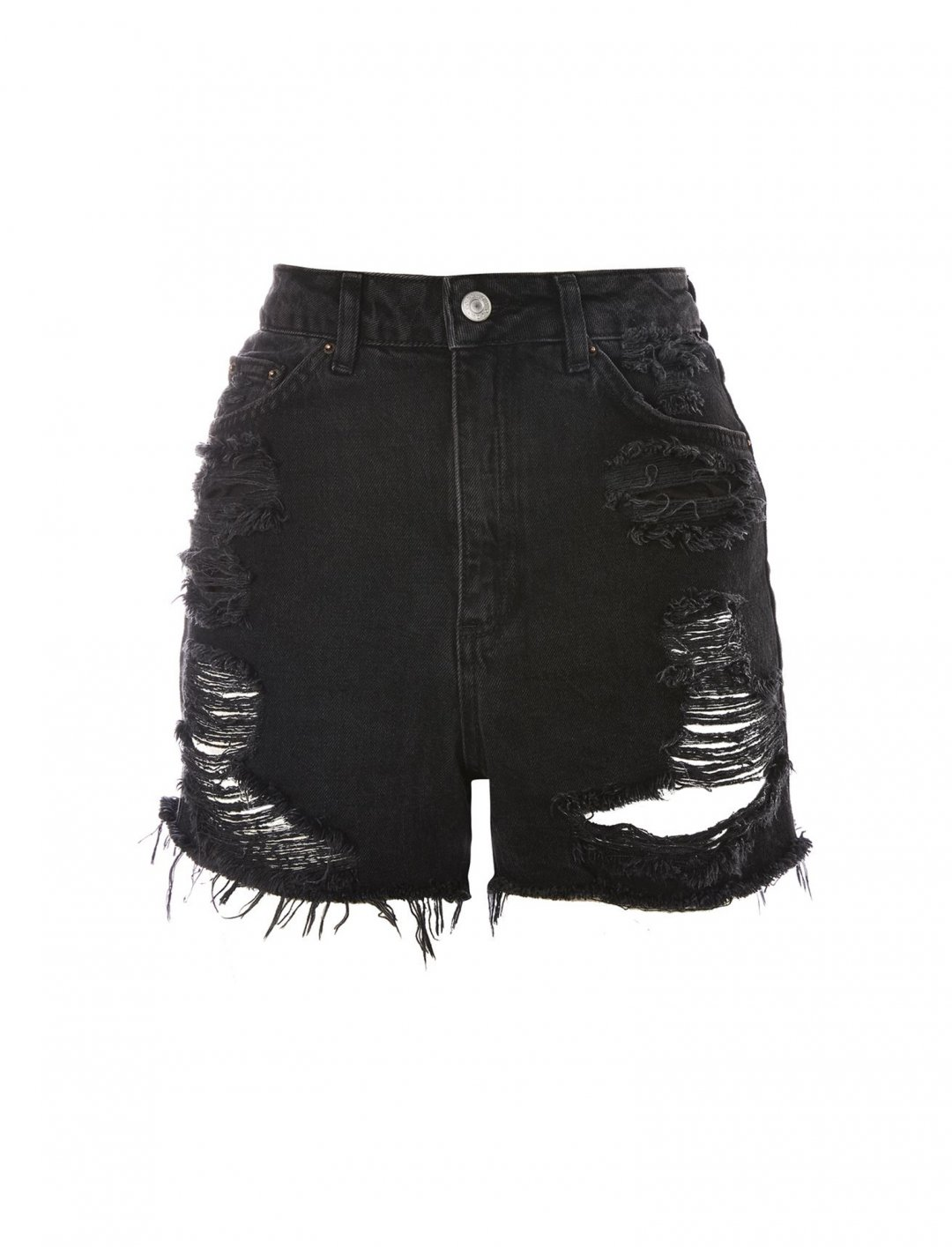 """Rip Longline Mom Shorts {""""id"""":5,""""product_section_id"""":1,""""name"""":""""Clothing"""",""""order"""":5} Moto"""