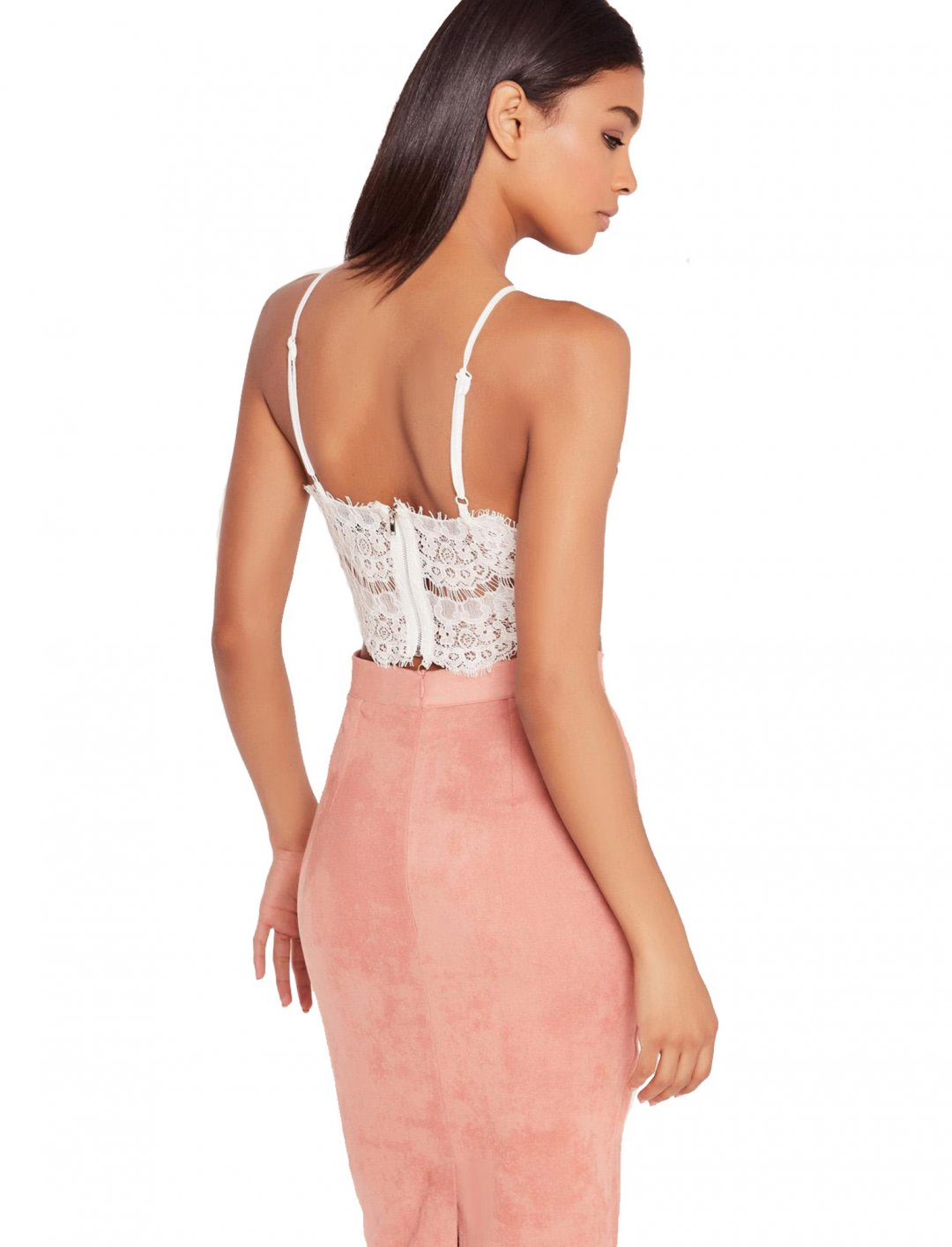 """Corded Lace Bralet {""""id"""":5,""""product_section_id"""":1,""""name"""":""""Clothing"""",""""order"""":5} Missguided"""