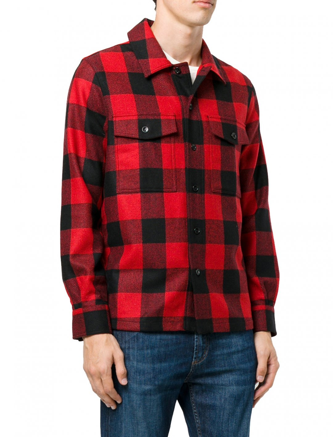 "Justin Timberlake's  Overshirt {""id"":5,""product_section_id"":1,""name"":""Clothing"",""order"":5} Ami Alexandre Mattiussi"