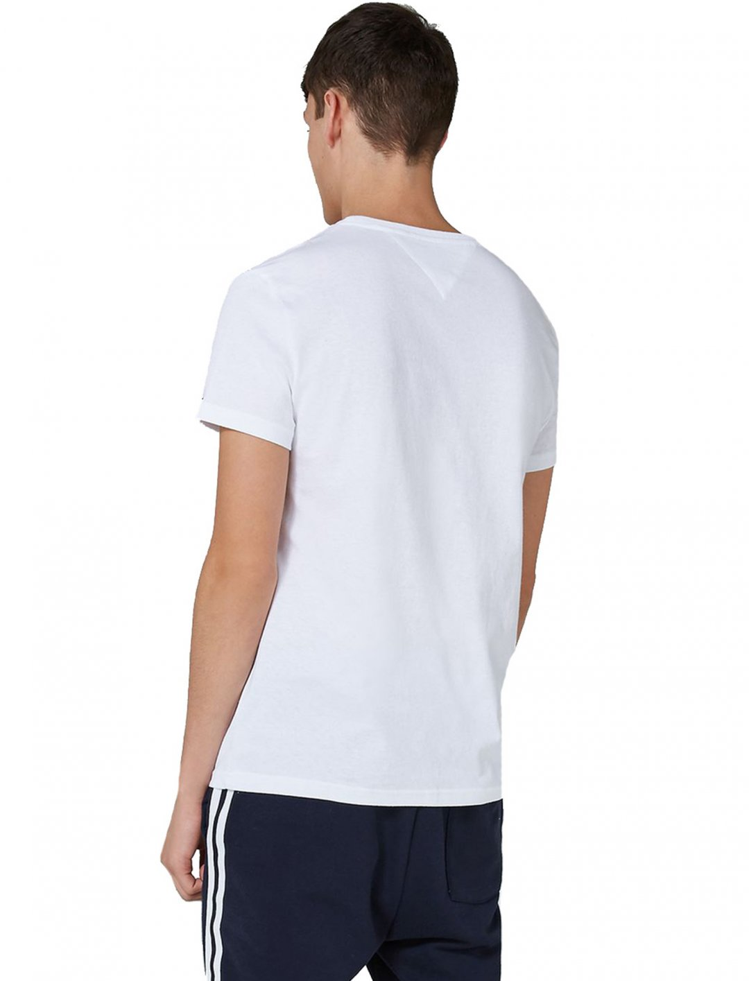 "Large Logo T-Shirt {""id"":5,""product_section_id"":1,""name"":""Clothing"",""order"":5} Tommy Hilfiger"
