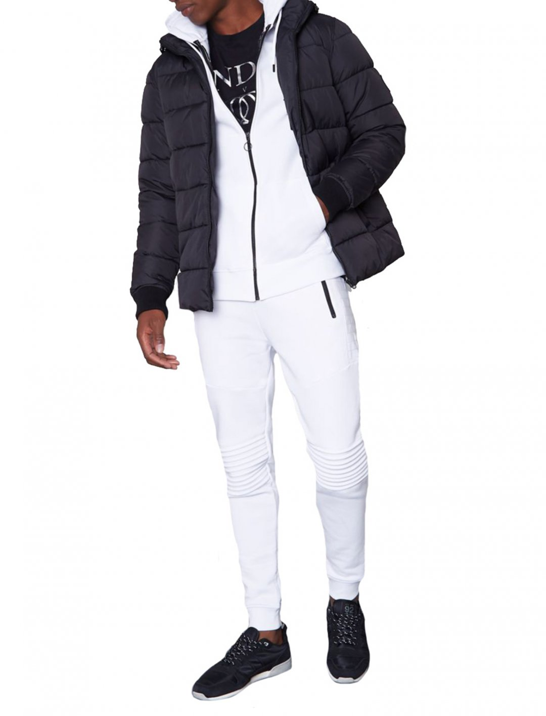 "Zip Through Jacket {""id"":5,""product_section_id"":1,""name"":""Clothing"",""order"":5} River Island"