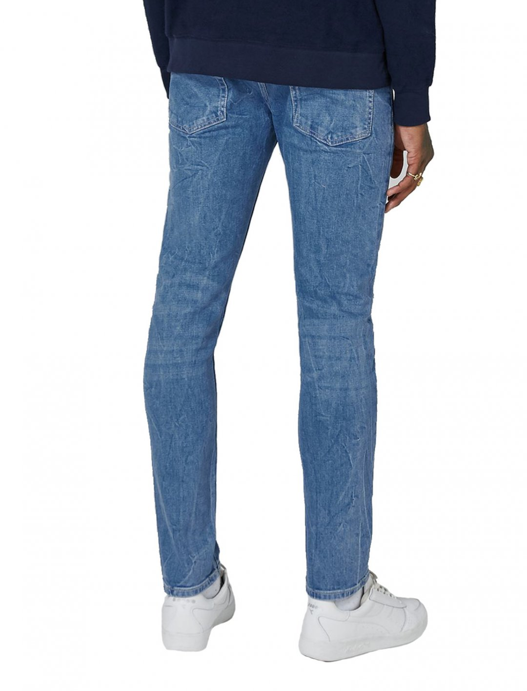 "Stretch Slim Jeans {""id"":5,""product_section_id"":1,""name"":""Clothing"",""order"":5} Topman"