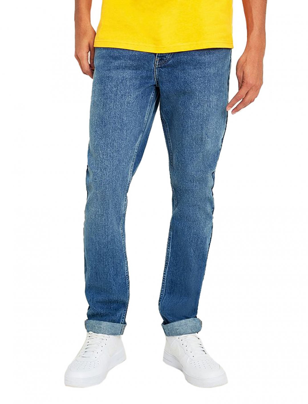 "Slim Straight Jeans {""id"":5,""product_section_id"":1,""name"":""Clothing"",""order"":5} BDG"