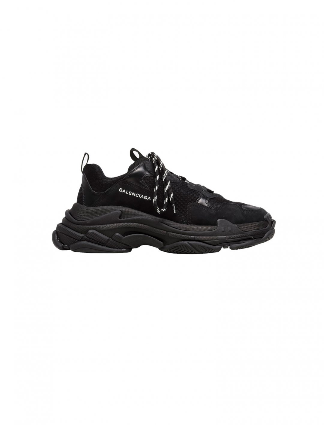 "Yxng Bane's Black Trainers {""id"":12,""product_section_id"":1,""name"":""Shoes"",""order"":12} Balenciaga"