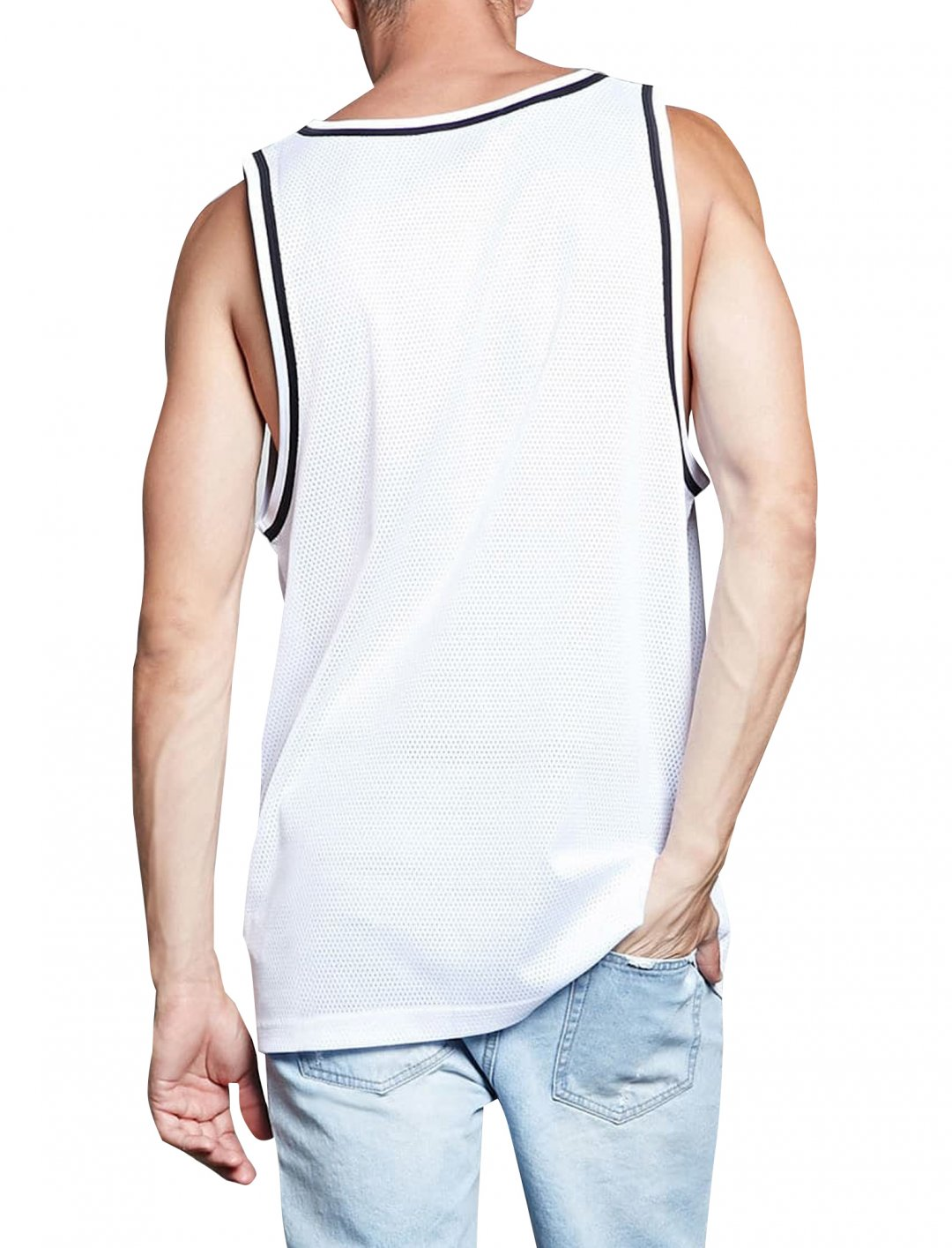 "Forever21 Mesh Tank {""id"":5,""product_section_id"":1,""name"":""Clothing"",""order"":5} Forever21"