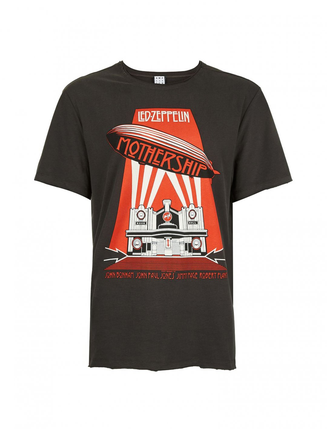 "Led Zeppelin T-Shirt {""id"":5,""product_section_id"":1,""name"":""Clothing"",""order"":5} Amplified"