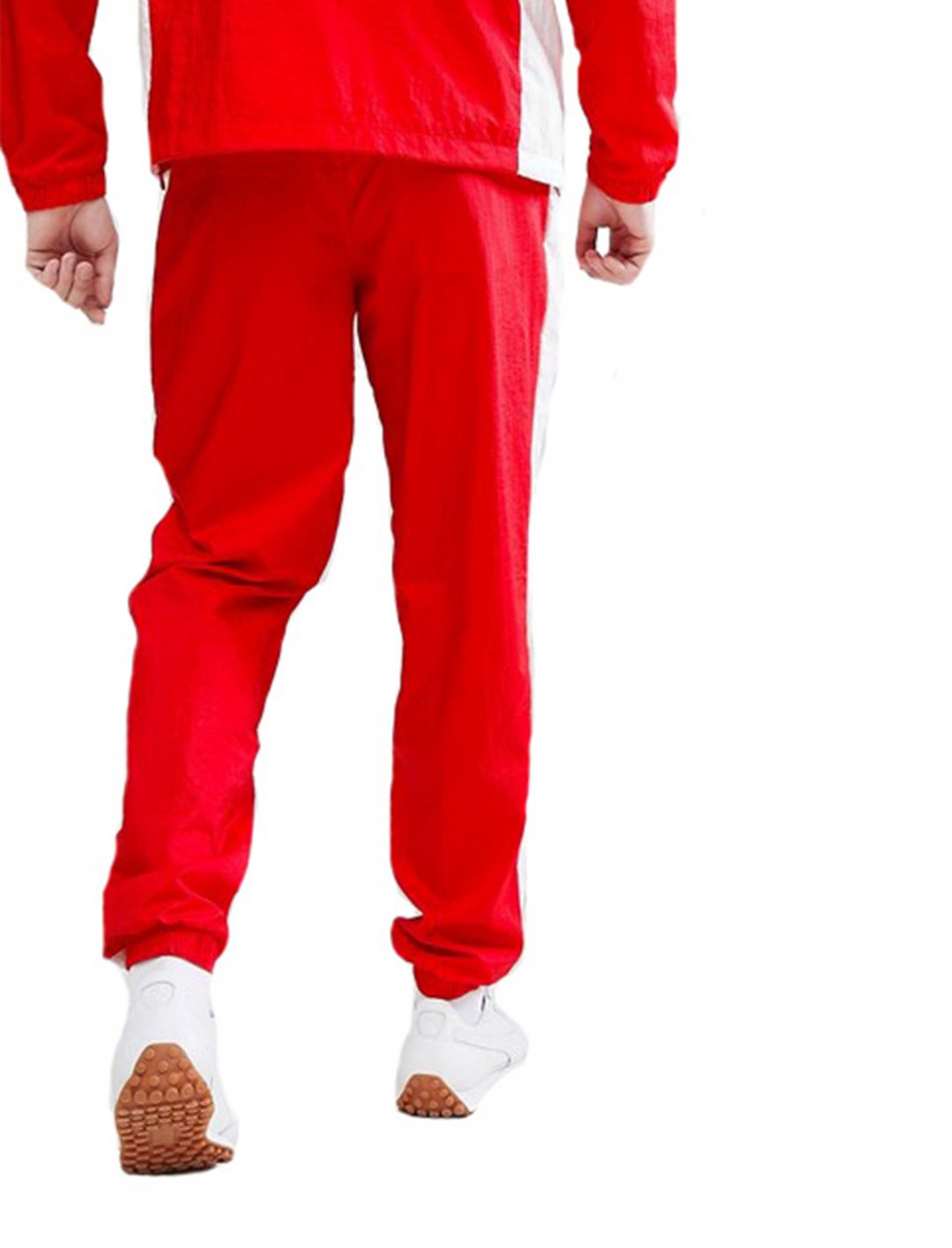 "Joggers In Red {""id"":5,""product_section_id"":1,""name"":""Clothing"",""order"":5} Puma"