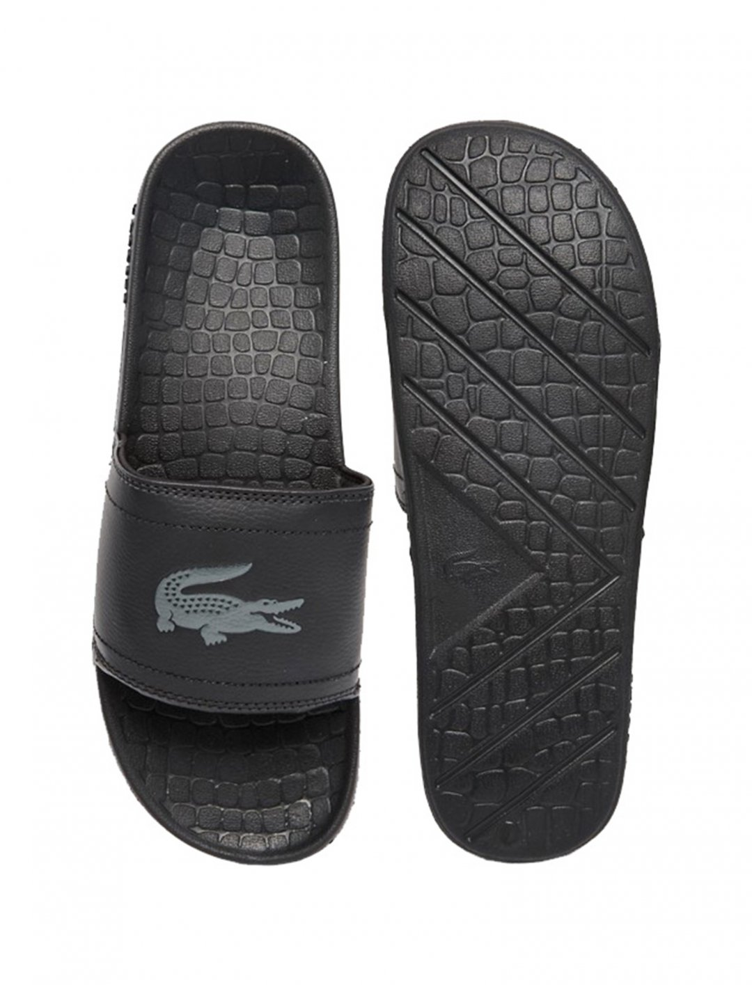 "Slider Flip Flops {""id"":12,""product_section_id"":1,""name"":""Shoes"",""order"":12} Lacoste"