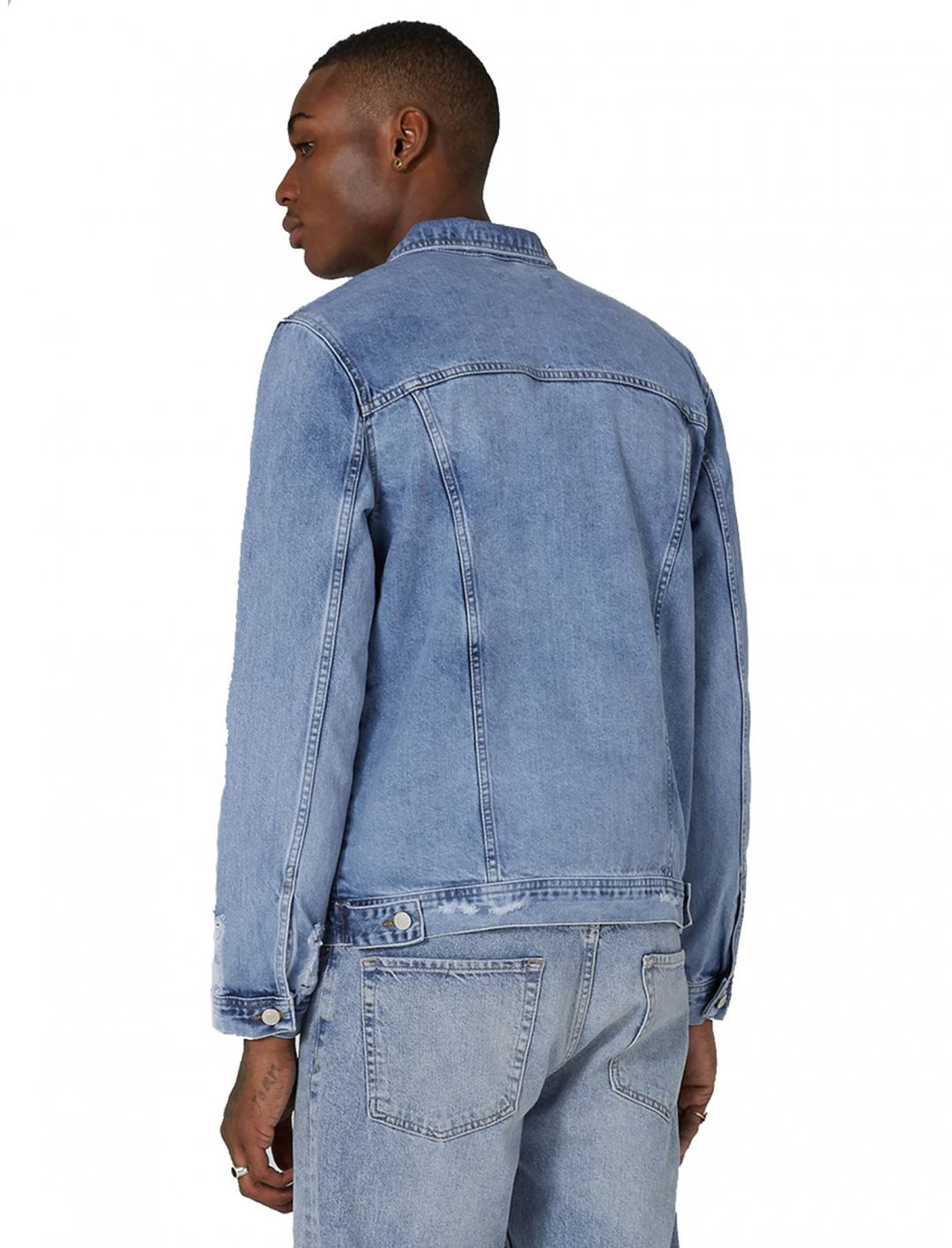 "Western Denim Jacket {""id"":5,""product_section_id"":1,""name"":""Clothing"",""order"":5} ANTIOCH"