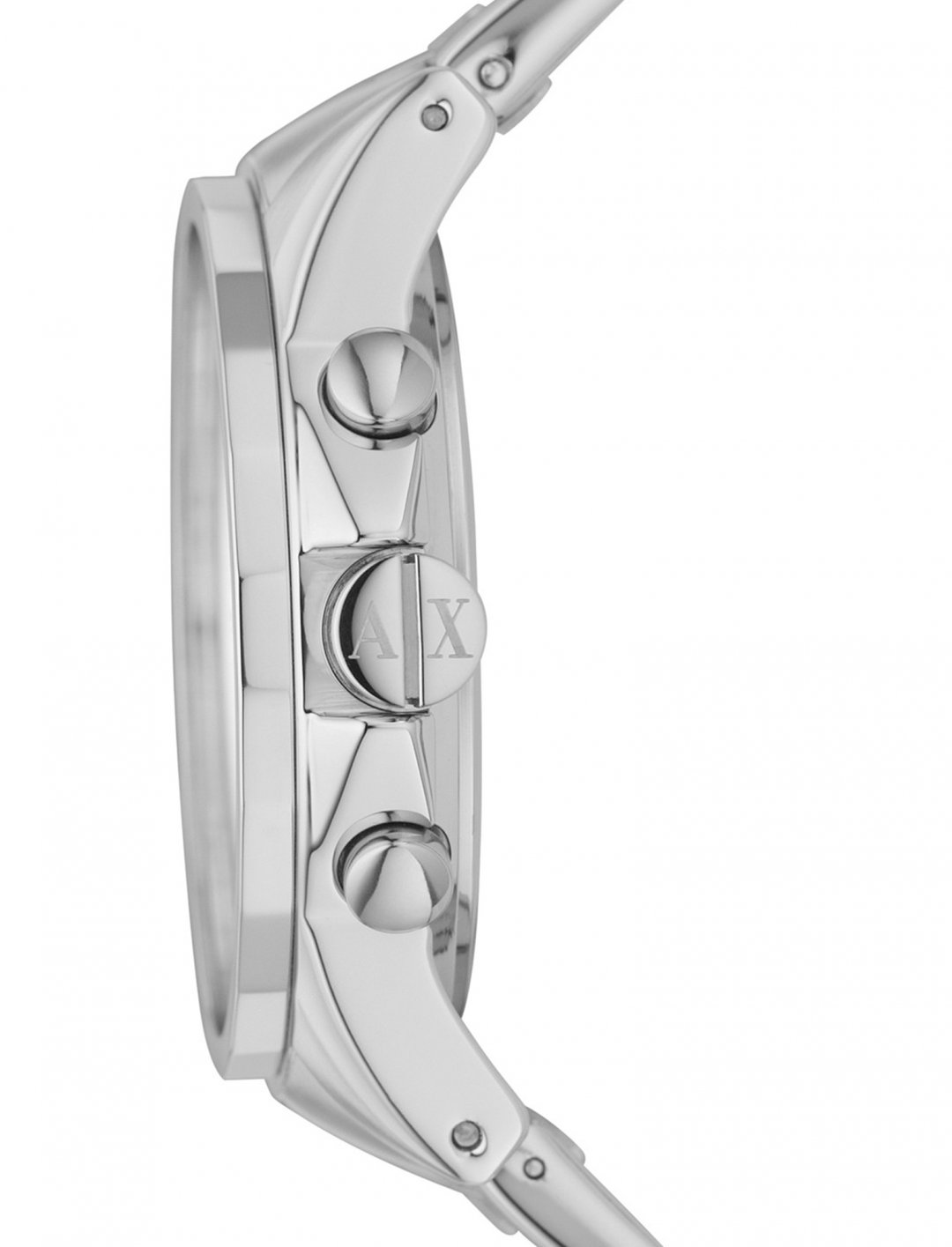 "Stainless Steel Watch {""id"":16,""product_section_id"":1,""name"":""Accessories"",""order"":15} Armani"