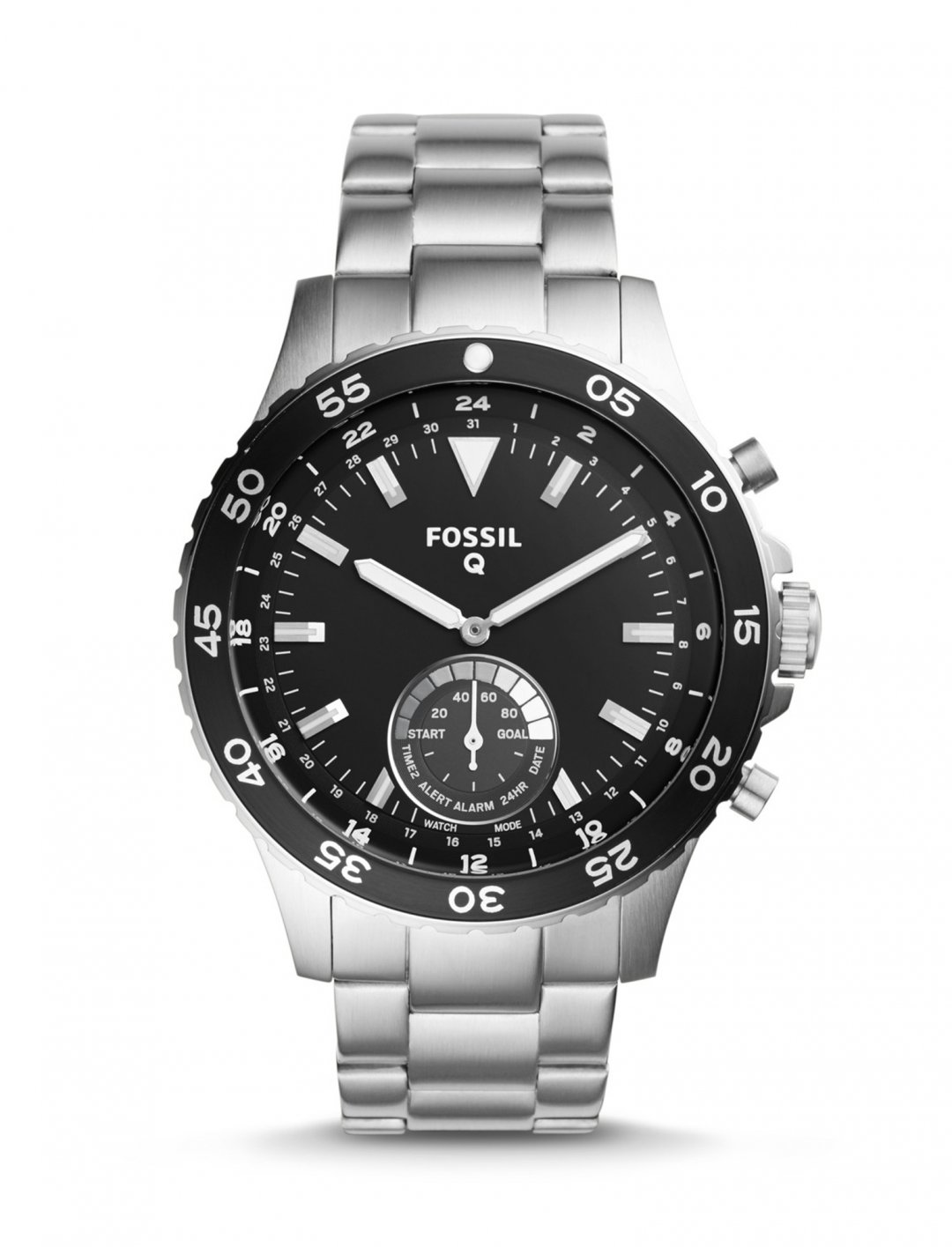 "Crewmaster Smart Watch {""id"":16,""product_section_id"":1,""name"":""Accessories"",""order"":15} Fossil"