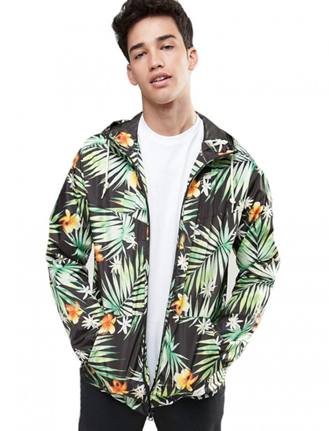 "Hawaiian Hooded Jacket {""id"":5,""product_section_id"":1,""name"":""Clothing"",""order"":5} Vans"