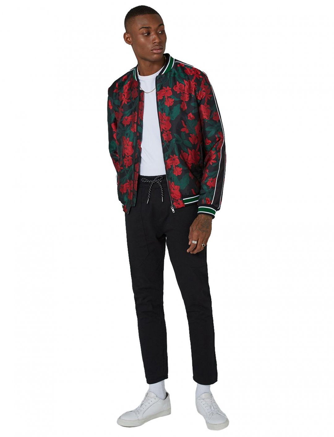 "Smart Bomber Jacket {""id"":5,""product_section_id"":1,""name"":""Clothing"",""order"":5} Topman"