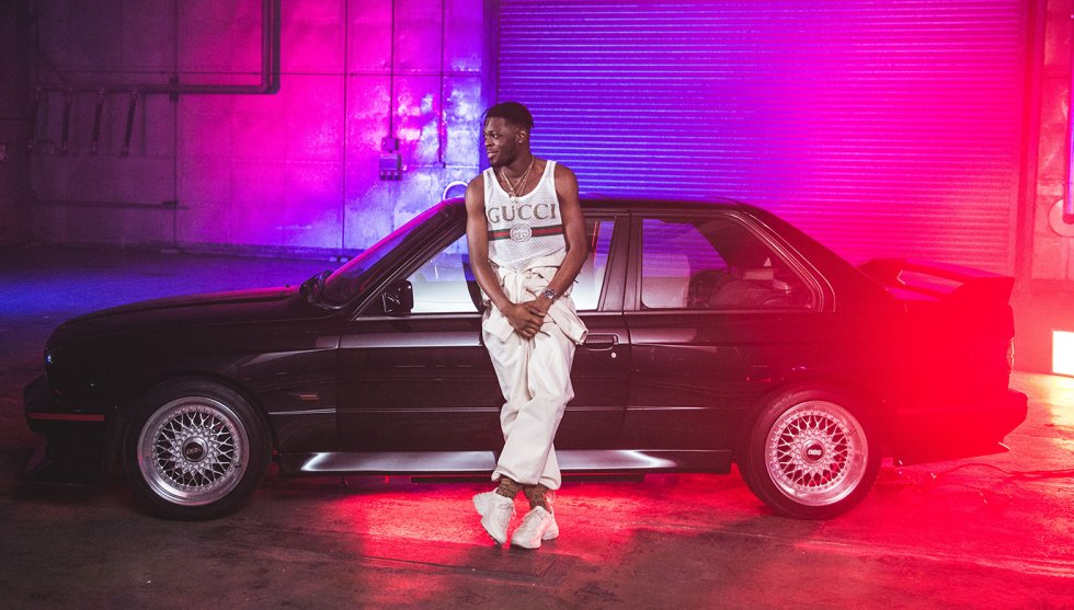 Yxng Bane Style, Fashion, Outfits and Clothes - Vroom  Disturbing London