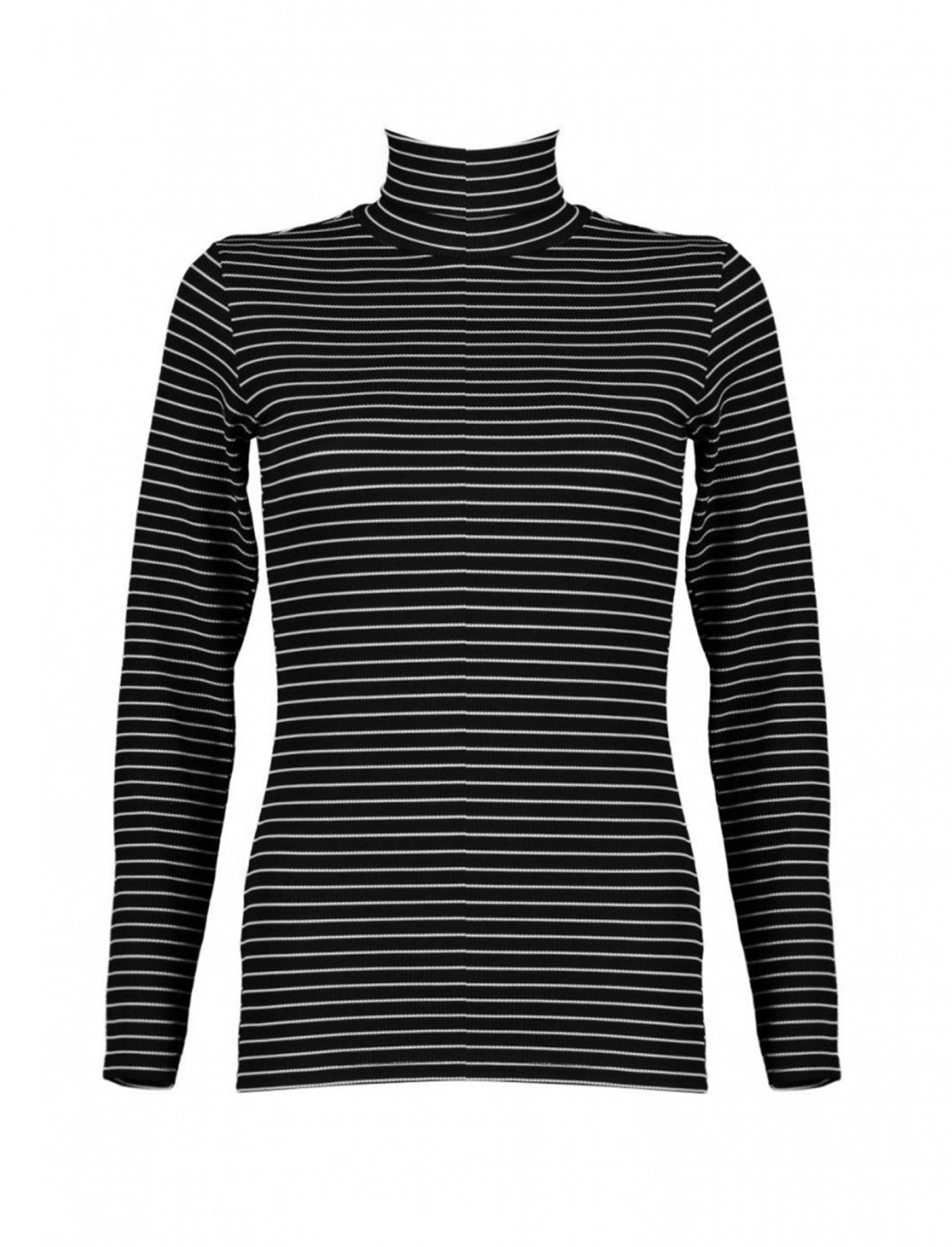 "High Neck Stripe Top {""id"":5,""product_section_id"":1,""name"":""Clothing"",""order"":5} Boohoo"