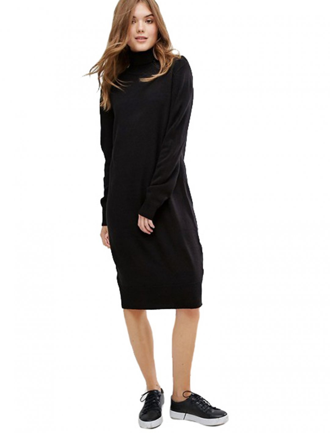 "Long Sleeve Dress {""id"":5,""product_section_id"":1,""name"":""Clothing"",""order"":5} JDY"