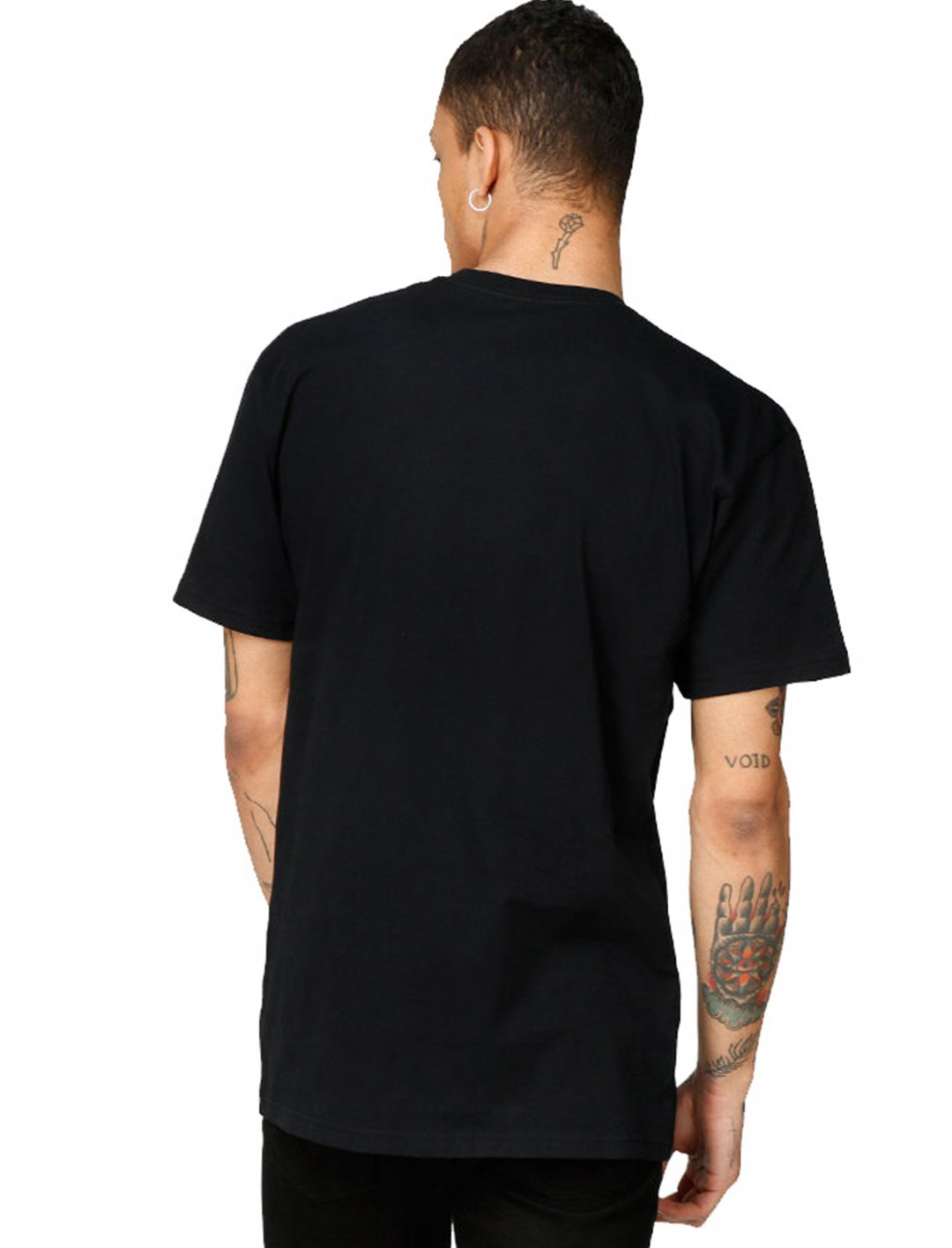 """Left Chest Logo T-Shirt {""""id"""":5,""""product_section_id"""":1,""""name"""":""""Clothing"""",""""order"""":5} Vans"""