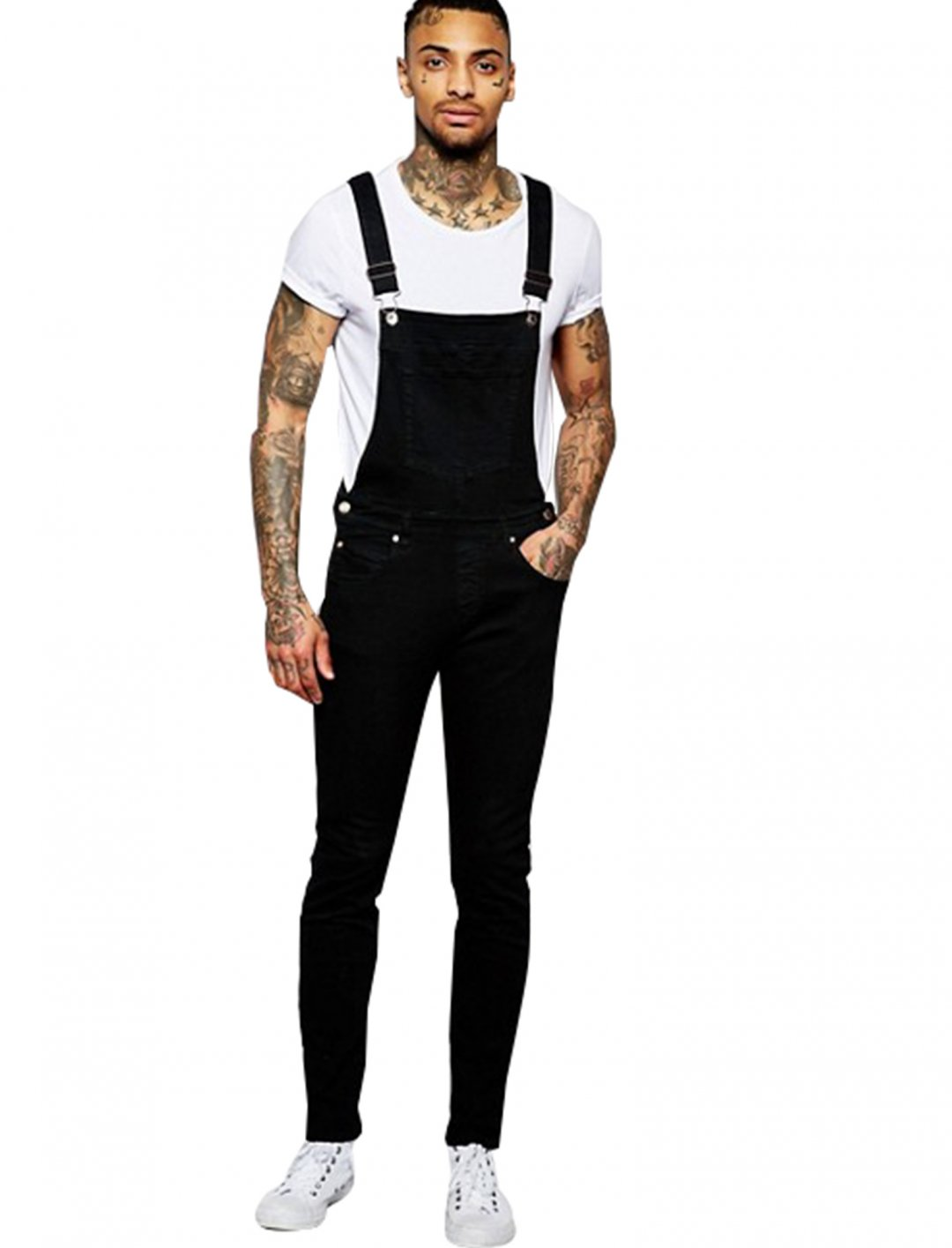 """Ira Skinny Dungaree Jeans {""""id"""":5,""""product_section_id"""":1,""""name"""":""""Clothing"""",""""order"""":5} Dr Denim"""