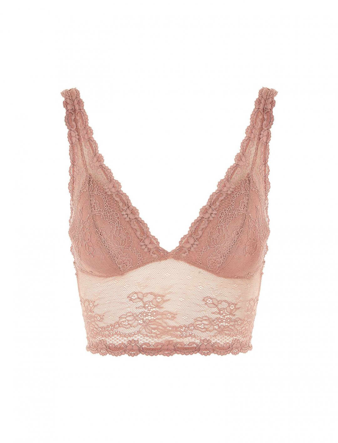 """Mabel's Longline Padded Bralet {""""id"""":5,""""product_section_id"""":1,""""name"""":""""Clothing"""",""""order"""":5} Topshop"""