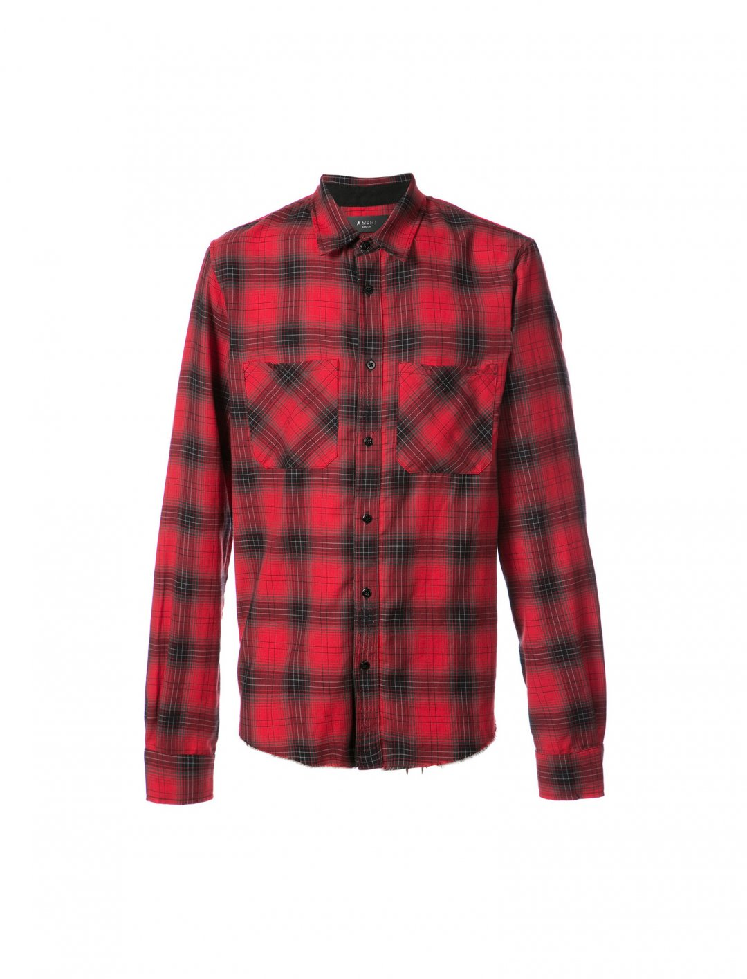 "Justin Timberlake's Raw Hem Shirt {""id"":5,""product_section_id"":1,""name"":""Clothing"",""order"":5} Amiri"