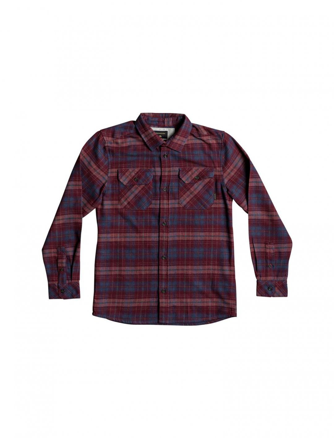 "Plaid Flannel Shirt {""id"":5,""product_section_id"":1,""name"":""Clothing"",""order"":5} Quiksilver"