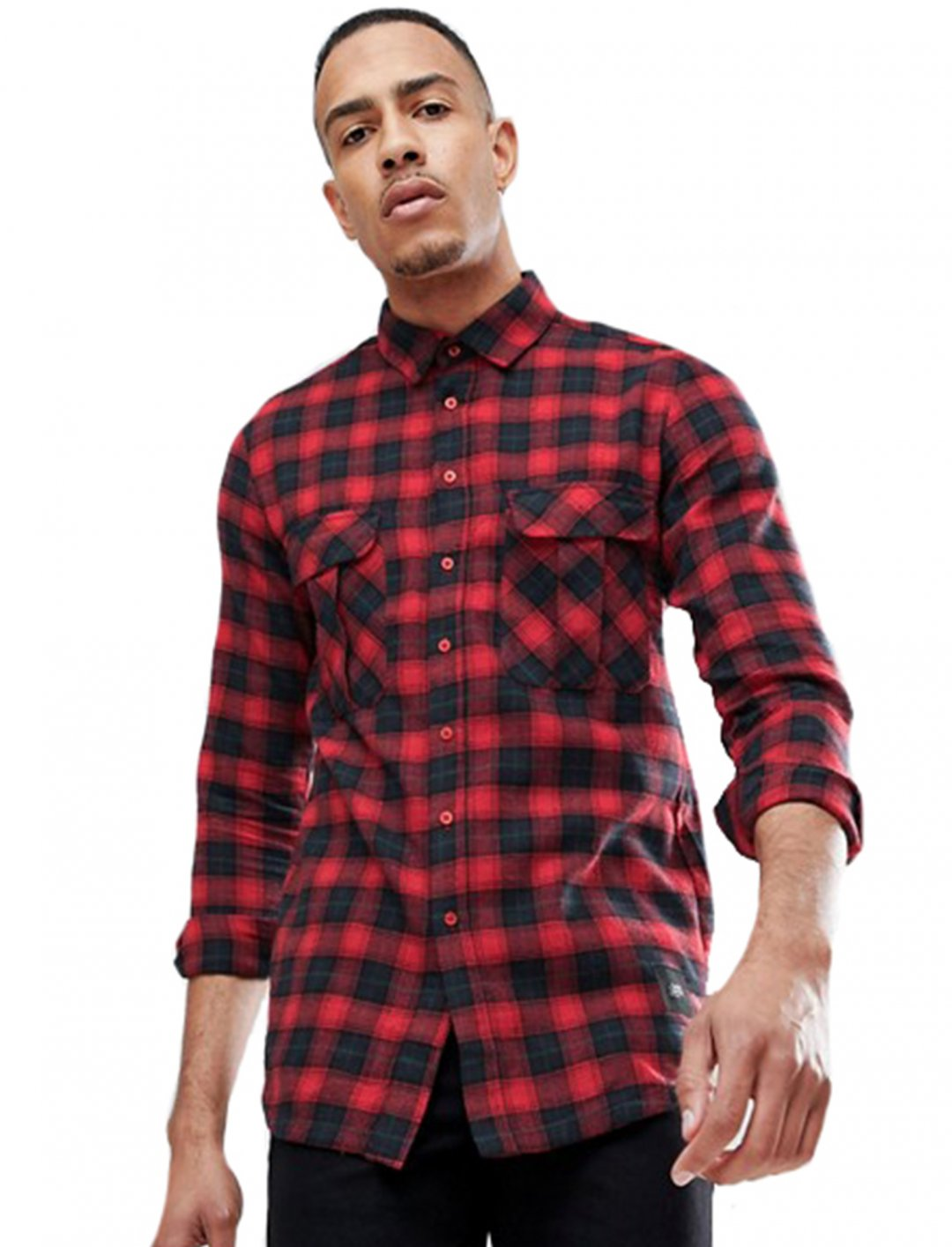 "Flannel Check Shirt {""id"":5,""product_section_id"":1,""name"":""Clothing"",""order"":5} Sixth June"