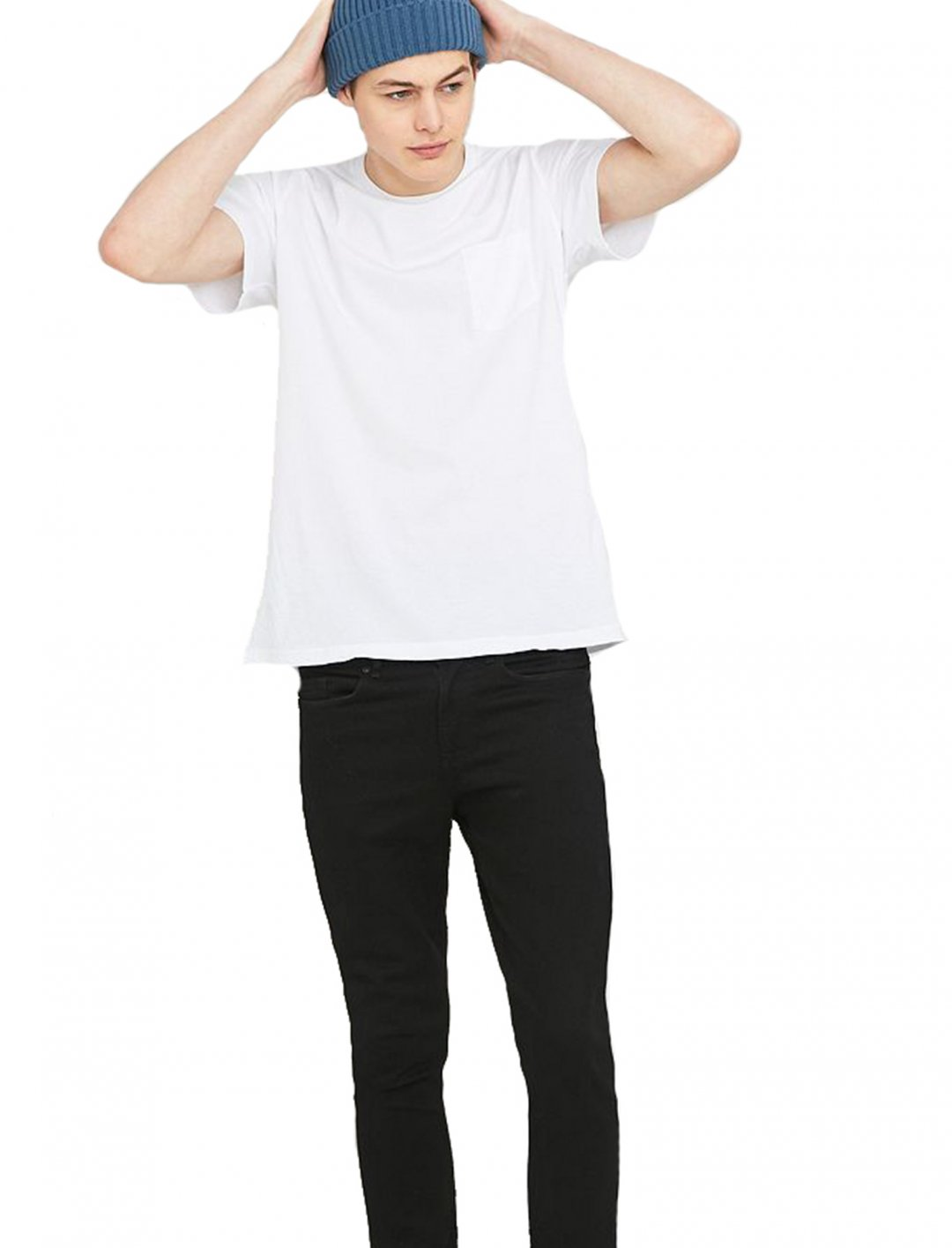 "White Basic T-Shirt {""id"":5,""product_section_id"":1,""name"":""Clothing"",""order"":5} Urban Outfitters"