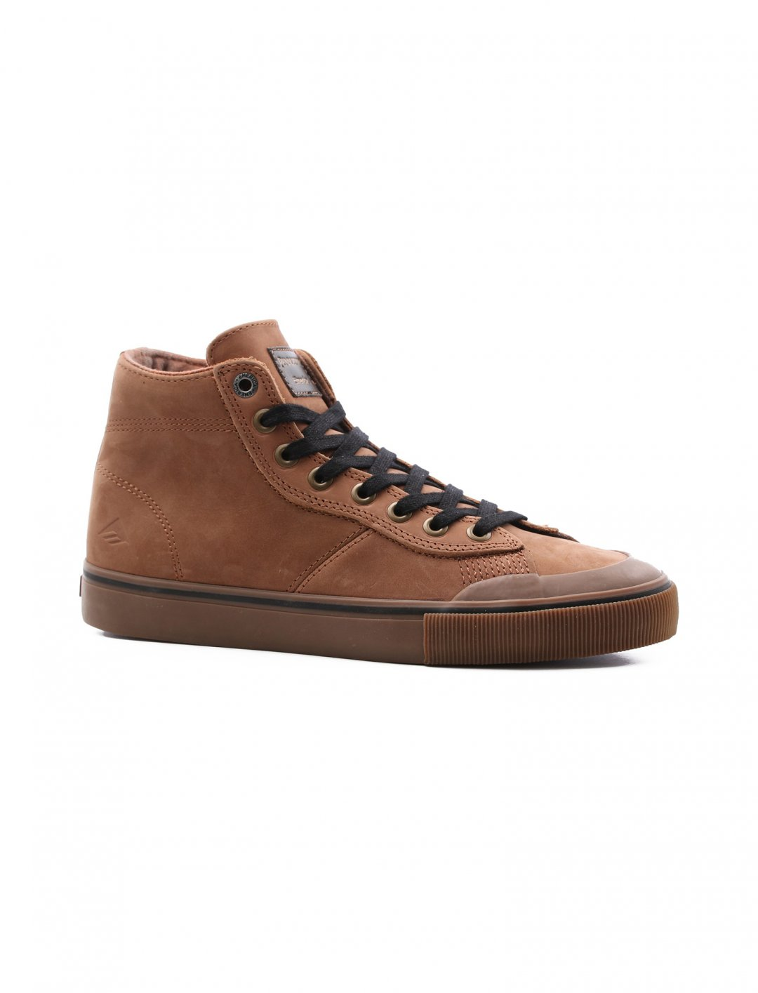 "High Top Trainers {""id"":12,""product_section_id"":1,""name"":""Shoes"",""order"":12} Emerica x Pendleton"