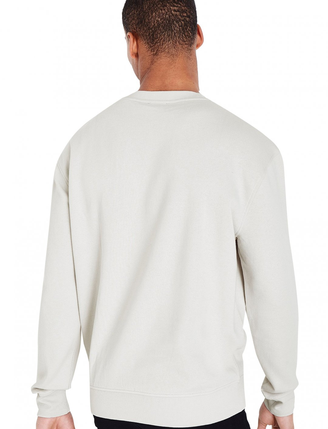 "Crew Neck Sweatshirt {""id"":5,""product_section_id"":1,""name"":""Clothing"",""order"":5} New Look"