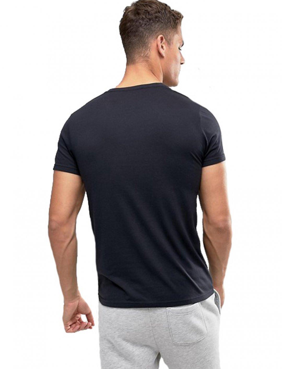 Crew Neck T-Shirt Clothing Hollister