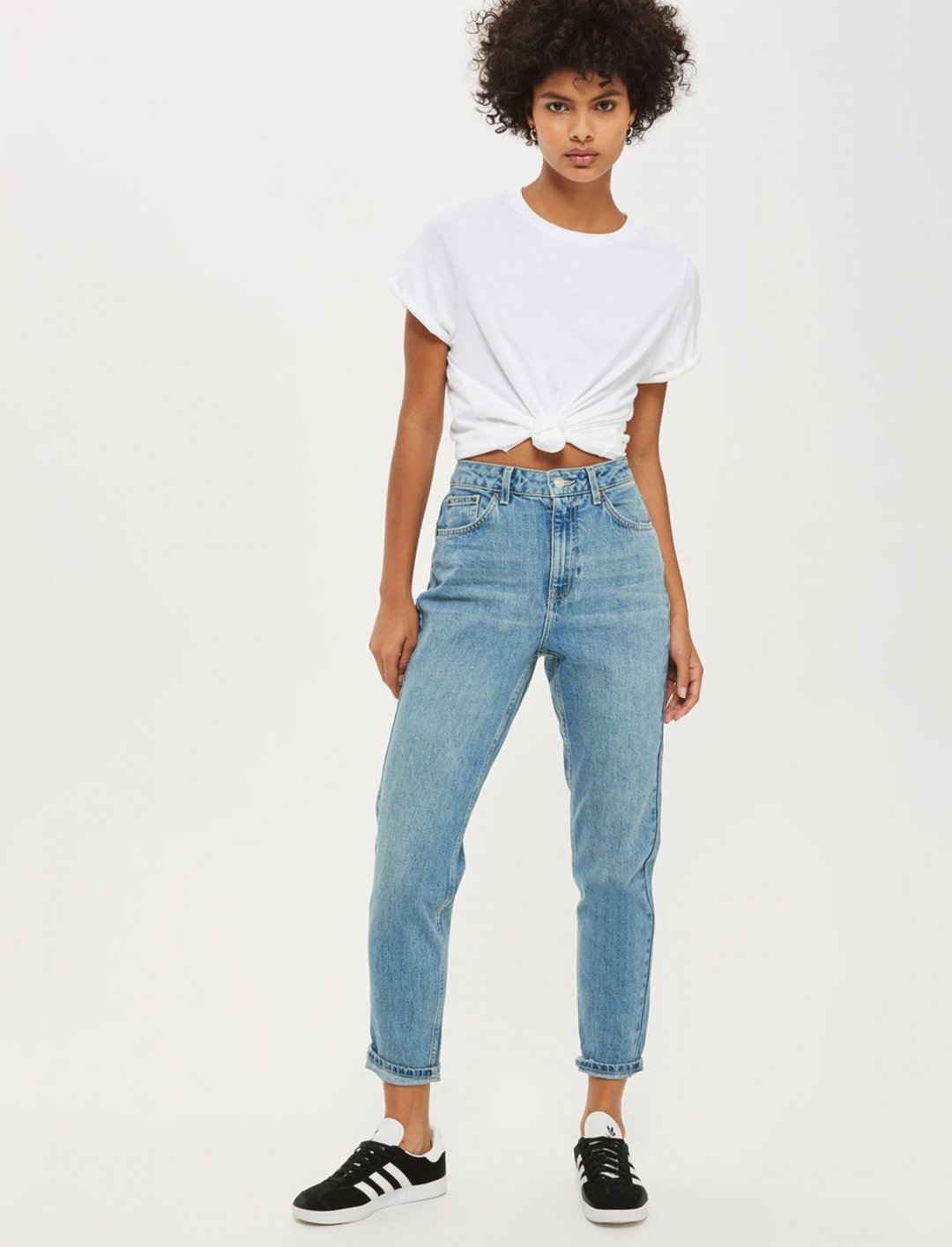 """Vintage Blue Mom Jeans {""""id"""":5,""""product_section_id"""":1,""""name"""":""""Clothing"""",""""order"""":5} Moto"""