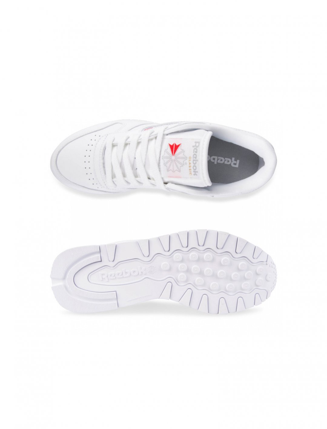 """Classic Leather Sneakers {""""id"""":12,""""product_section_id"""":1,""""name"""":""""Shoes"""",""""order"""":12} Reebok"""