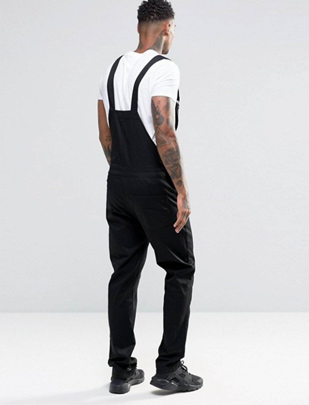 Dungarees In Black Clothing Asos