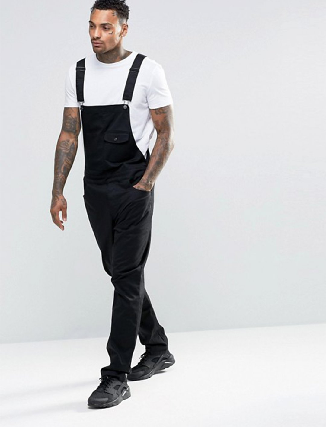 """Dungarees In Black {""""id"""":5,""""product_section_id"""":1,""""name"""":""""Clothing"""",""""order"""":5} Asos"""
