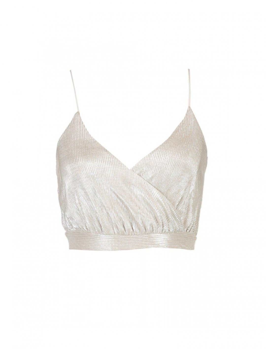 """Wrap Crop Top {""""id"""":5,""""product_section_id"""":1,""""name"""":""""Clothing"""",""""order"""":5} Boohoo"""