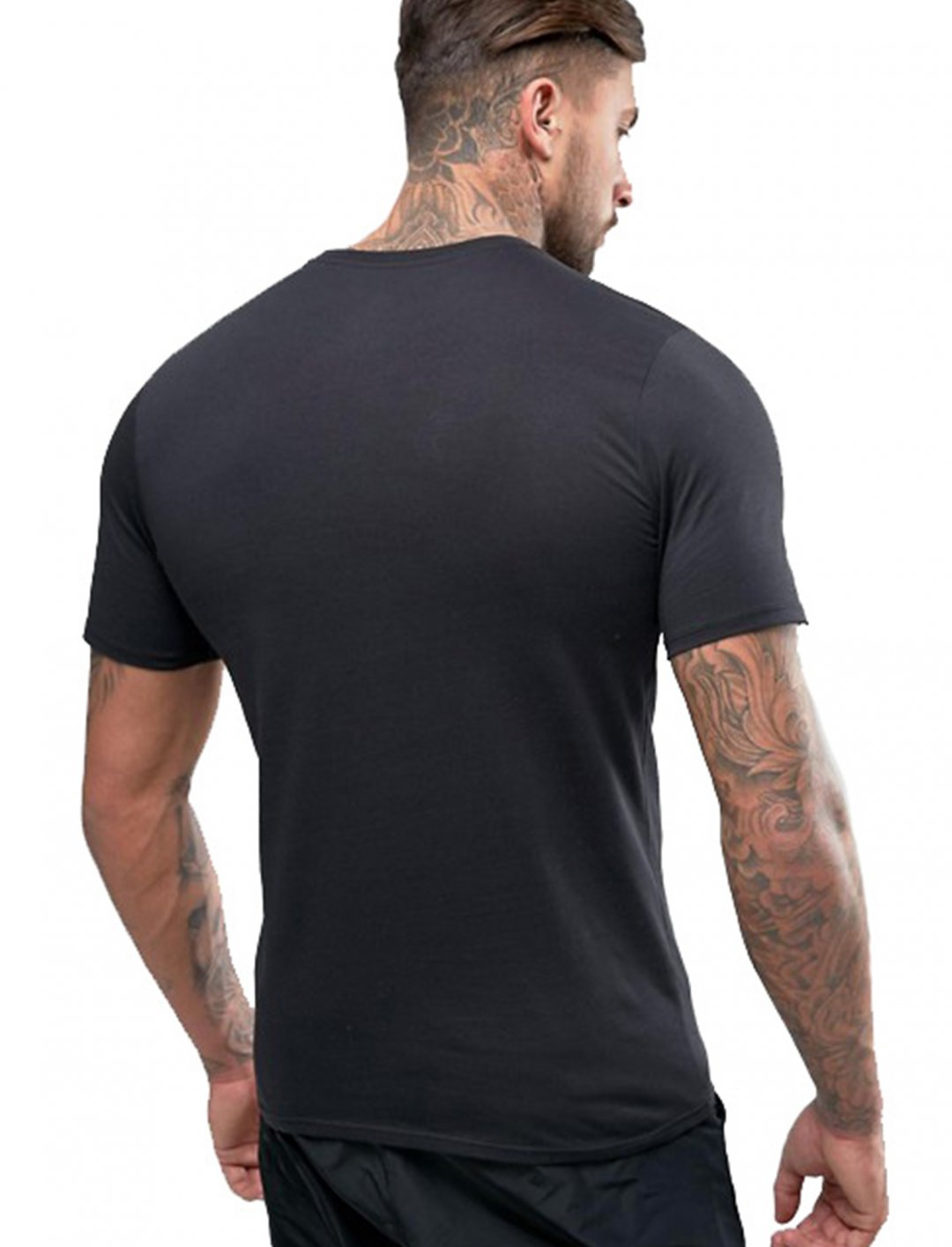 T-Shirt With Embroidered Logo Clothing Nike