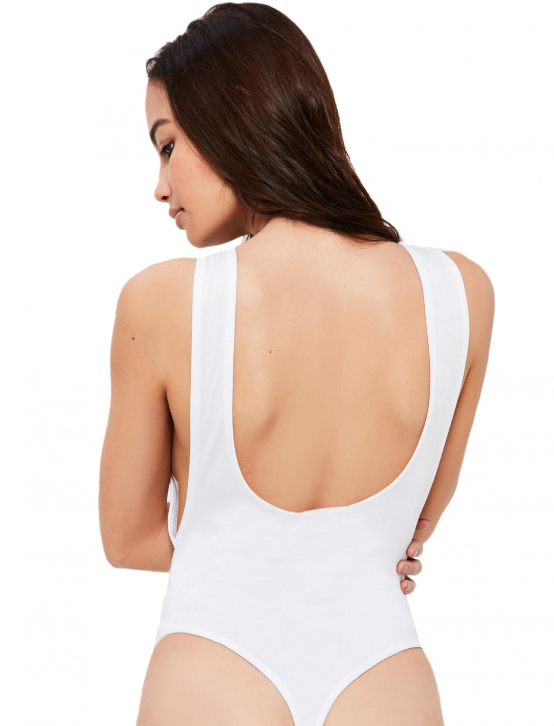 "Montana's Scoop Back Bodysuit {""id"":5,""product_section_id"":1,""name"":""Clothing"",""order"":5} Missguided"